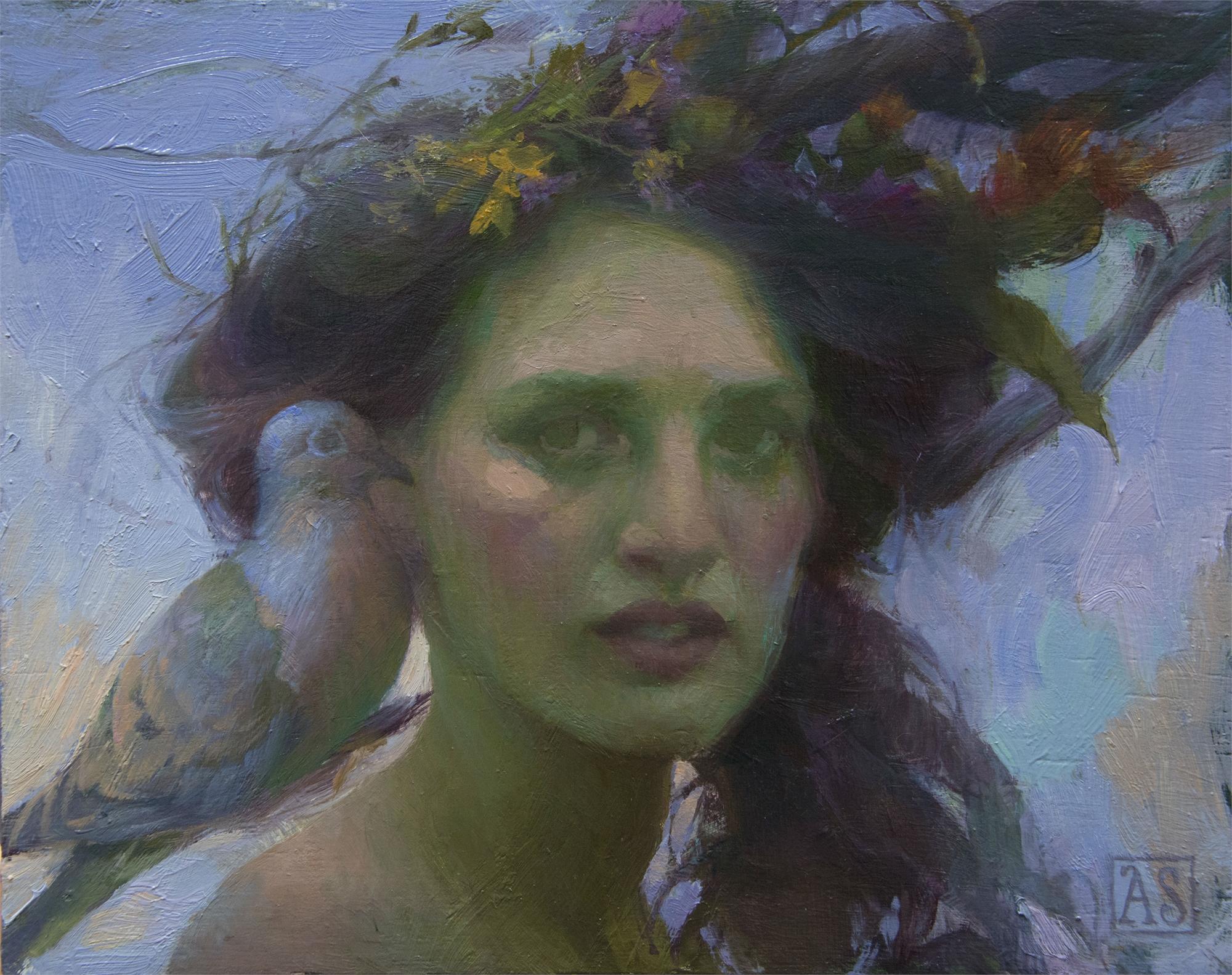 Rain Dove by Adrienne Stein