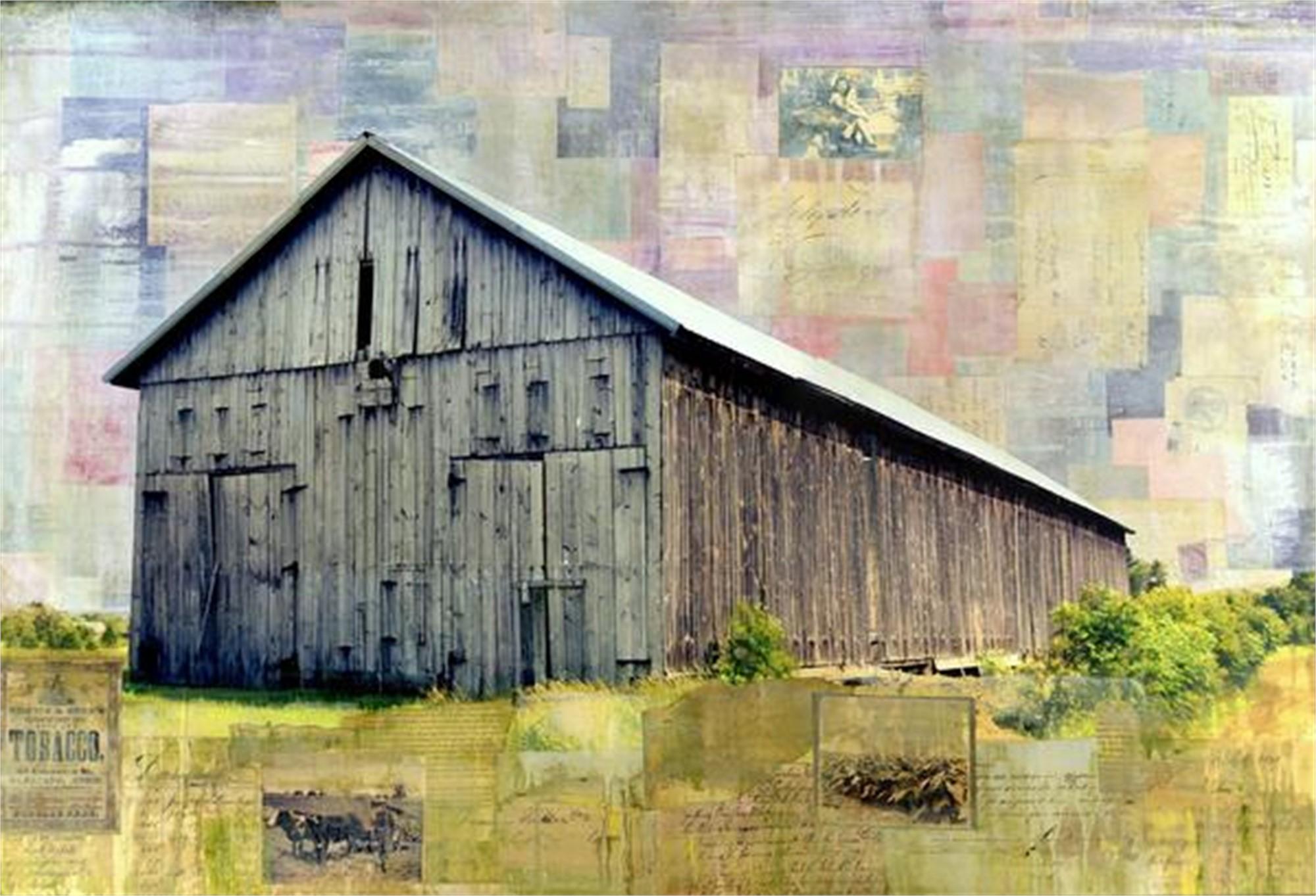 Drying Barn by JC Spock