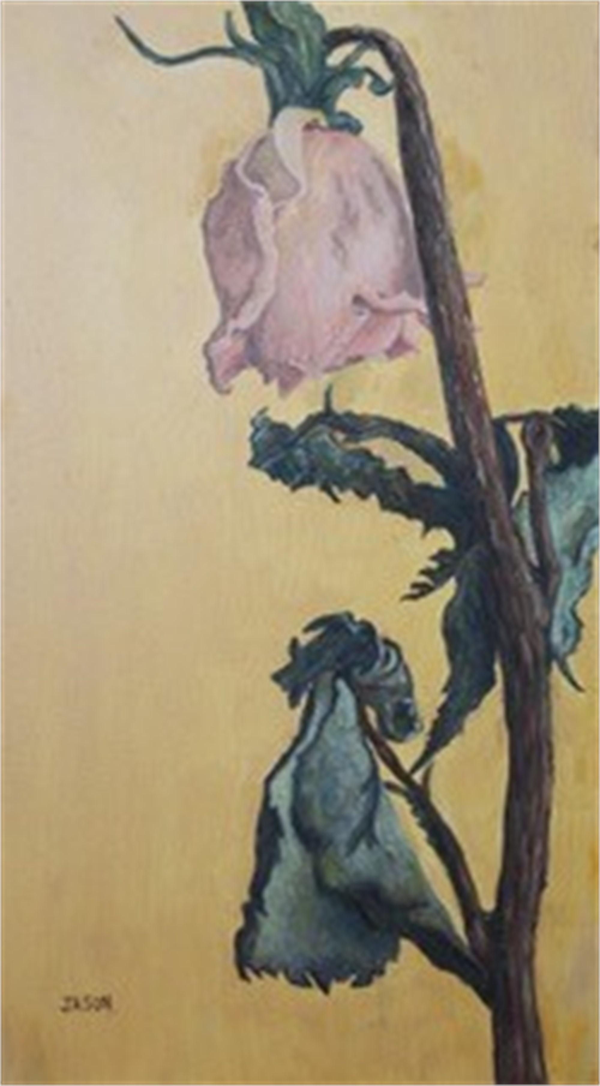 Autumn Rose #1 by Jason Berrier (Newberg, OR)