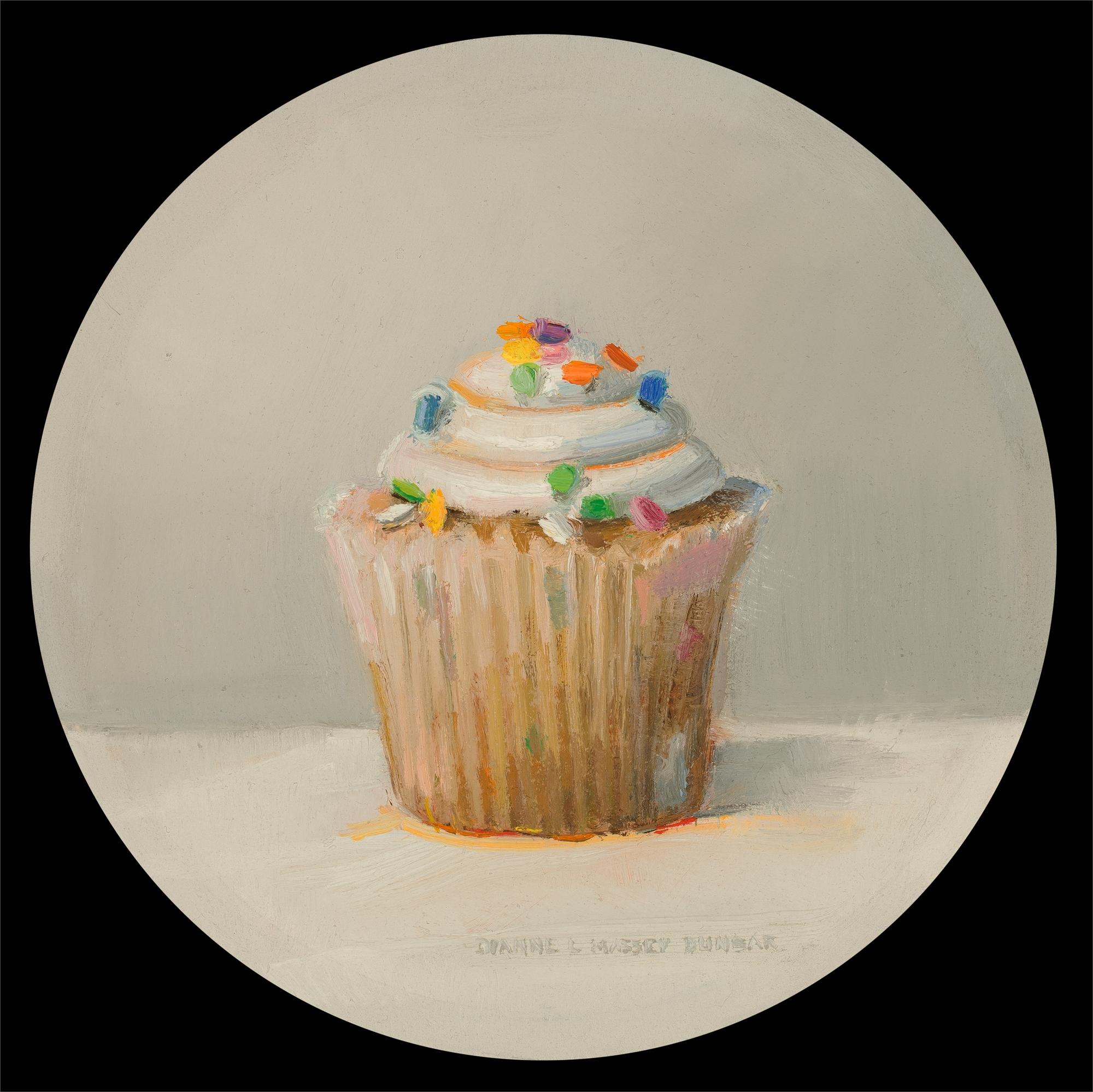 Cupcake by Dianne L Massey Dunbar
