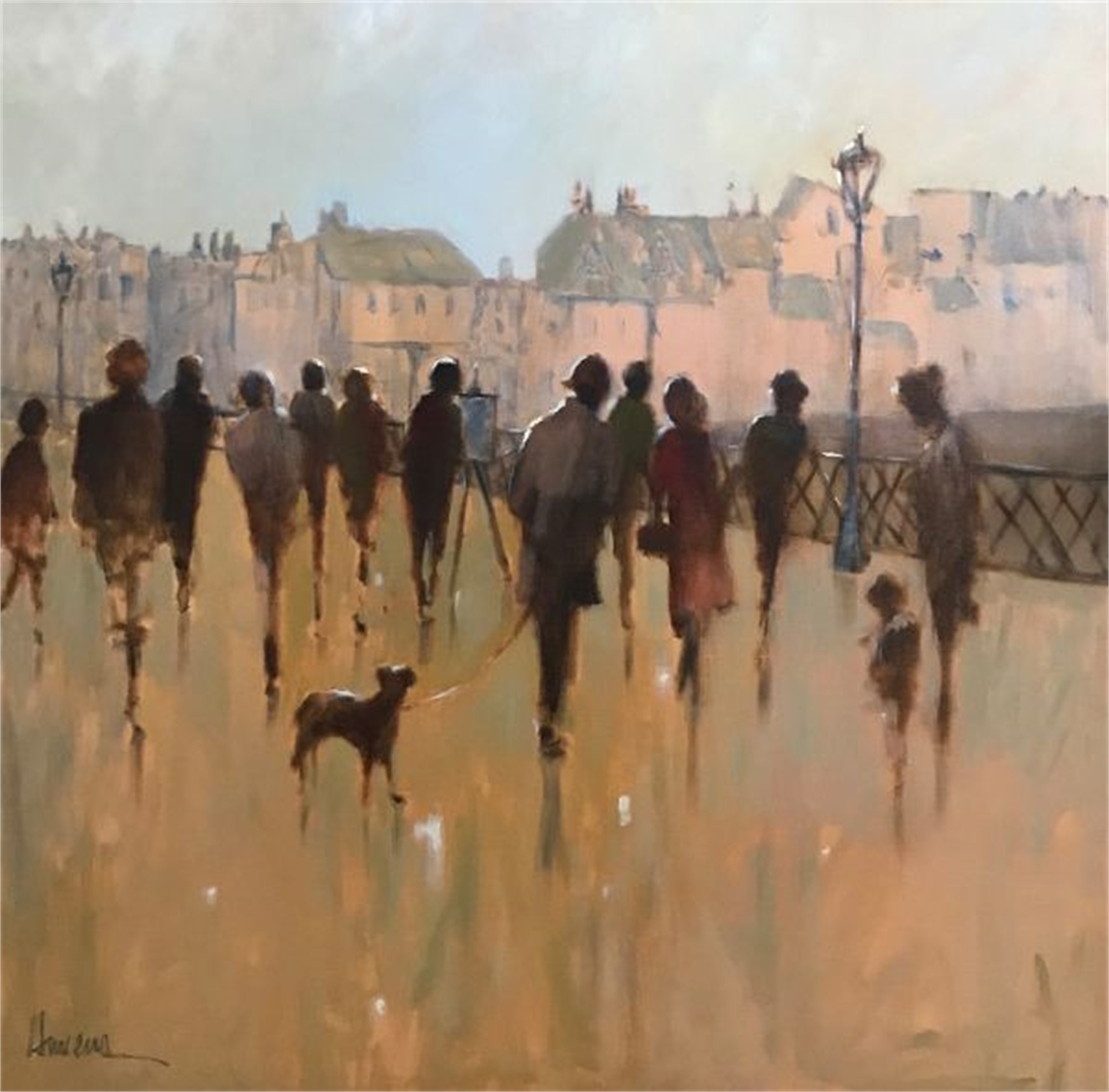 From the Bridge by Betsy Havens