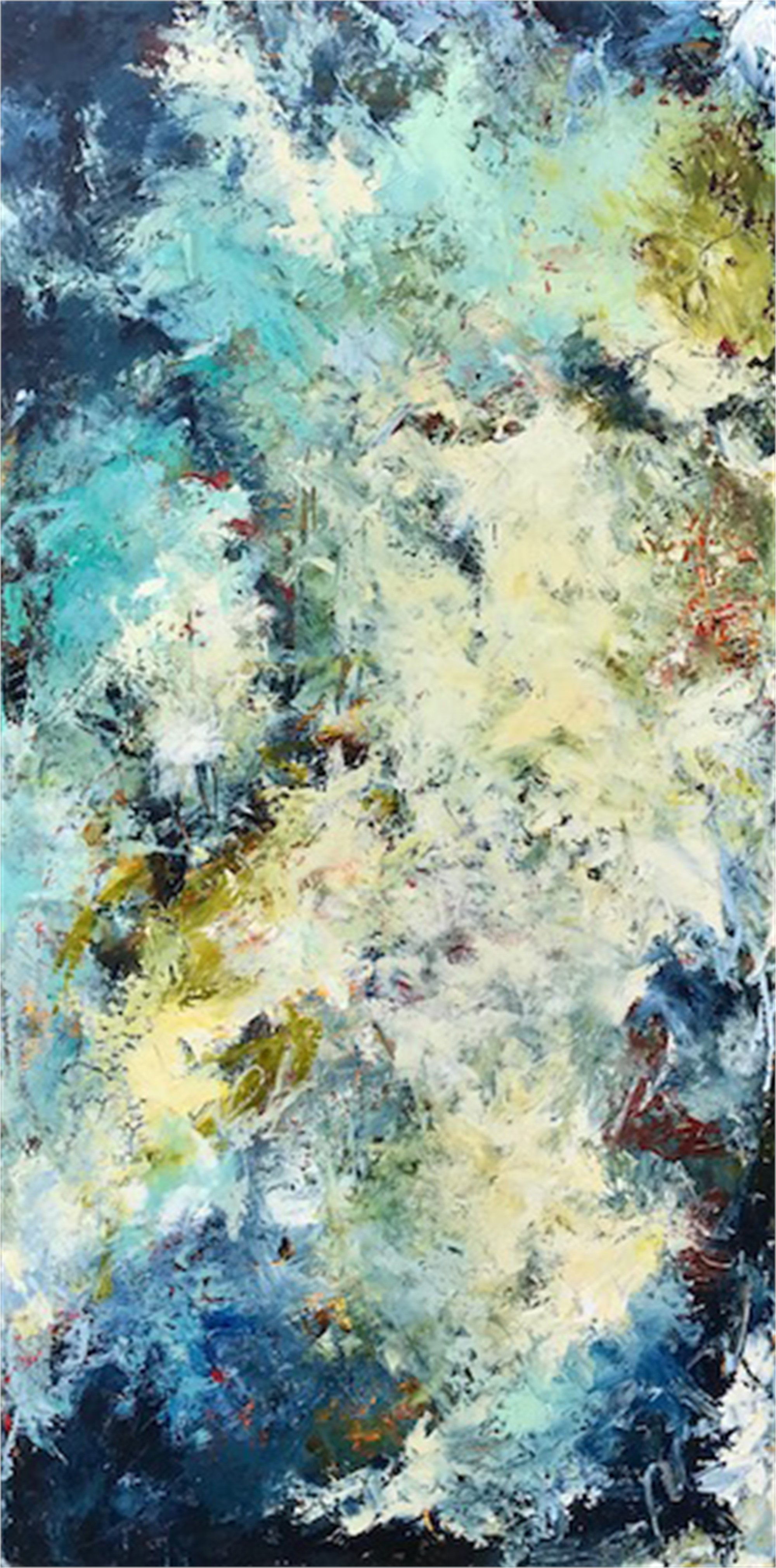 Reaching Deeply by Cindy Walton