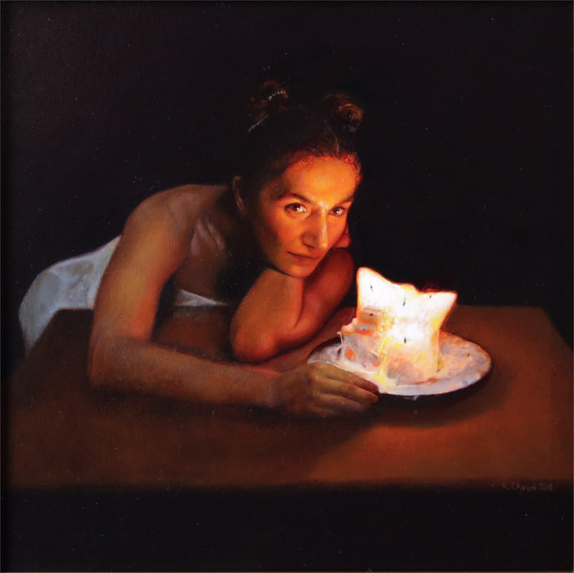 Fire in the Dark by Anna Wypych