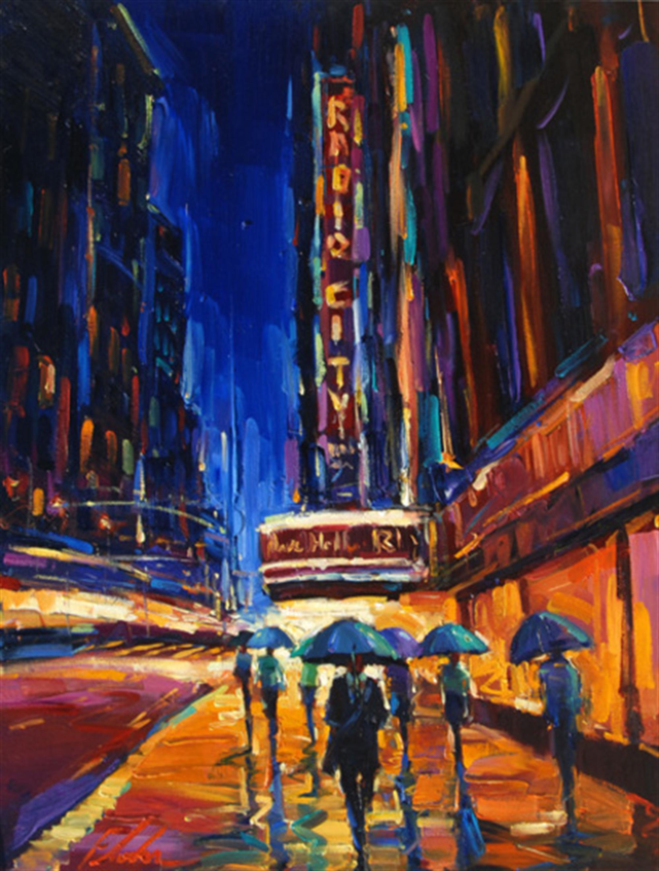 Big City of Dreams by Michael Flohr