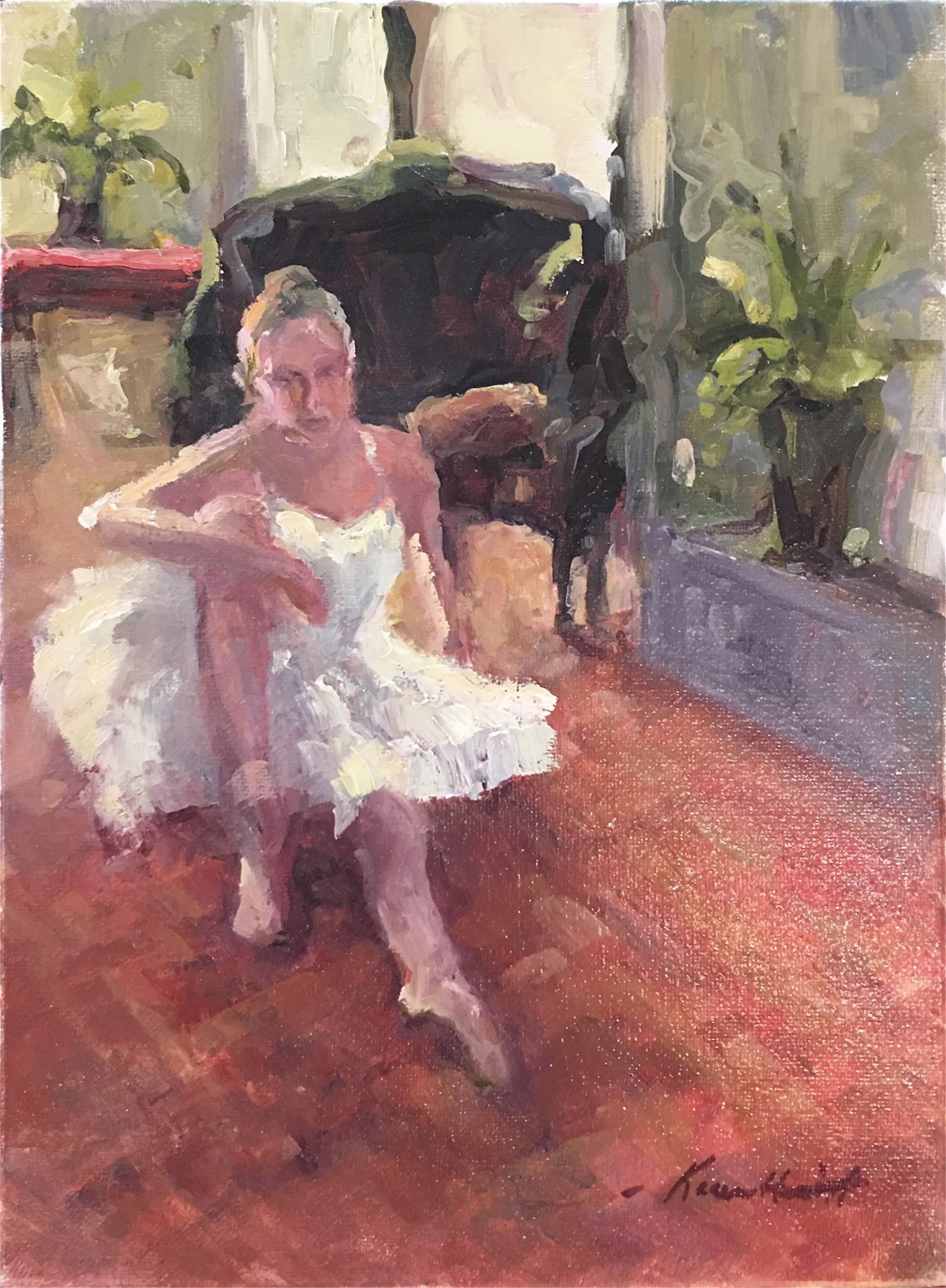 Dancer in Sunlight by Karen Hewitt Hagan