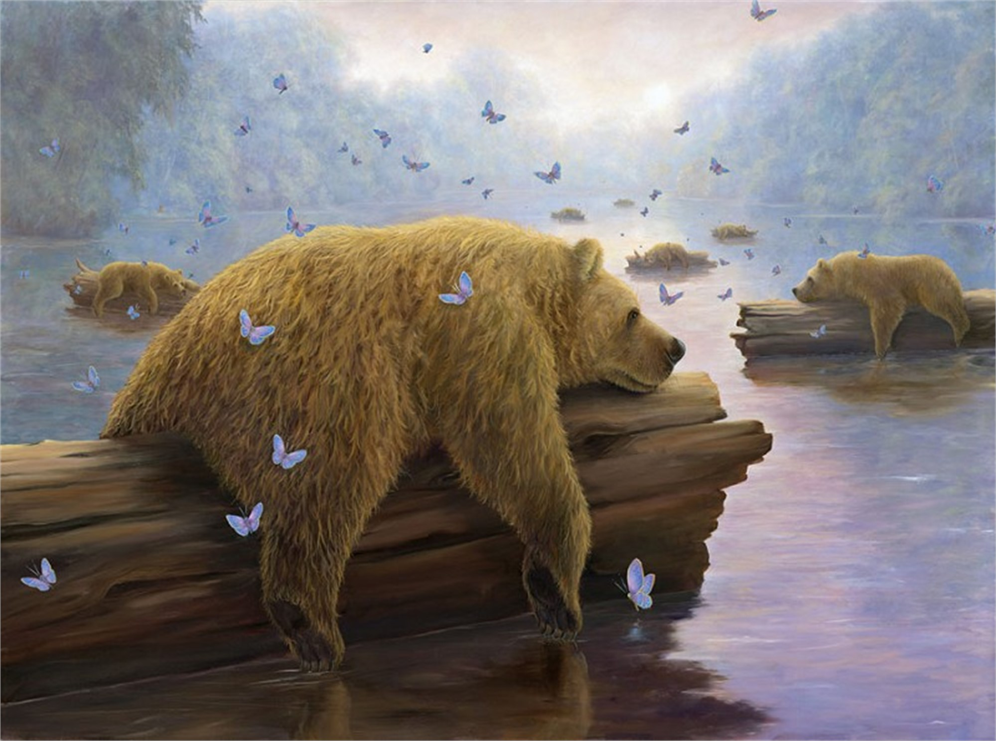 Drifters (Small Works) by Robert Bissell
