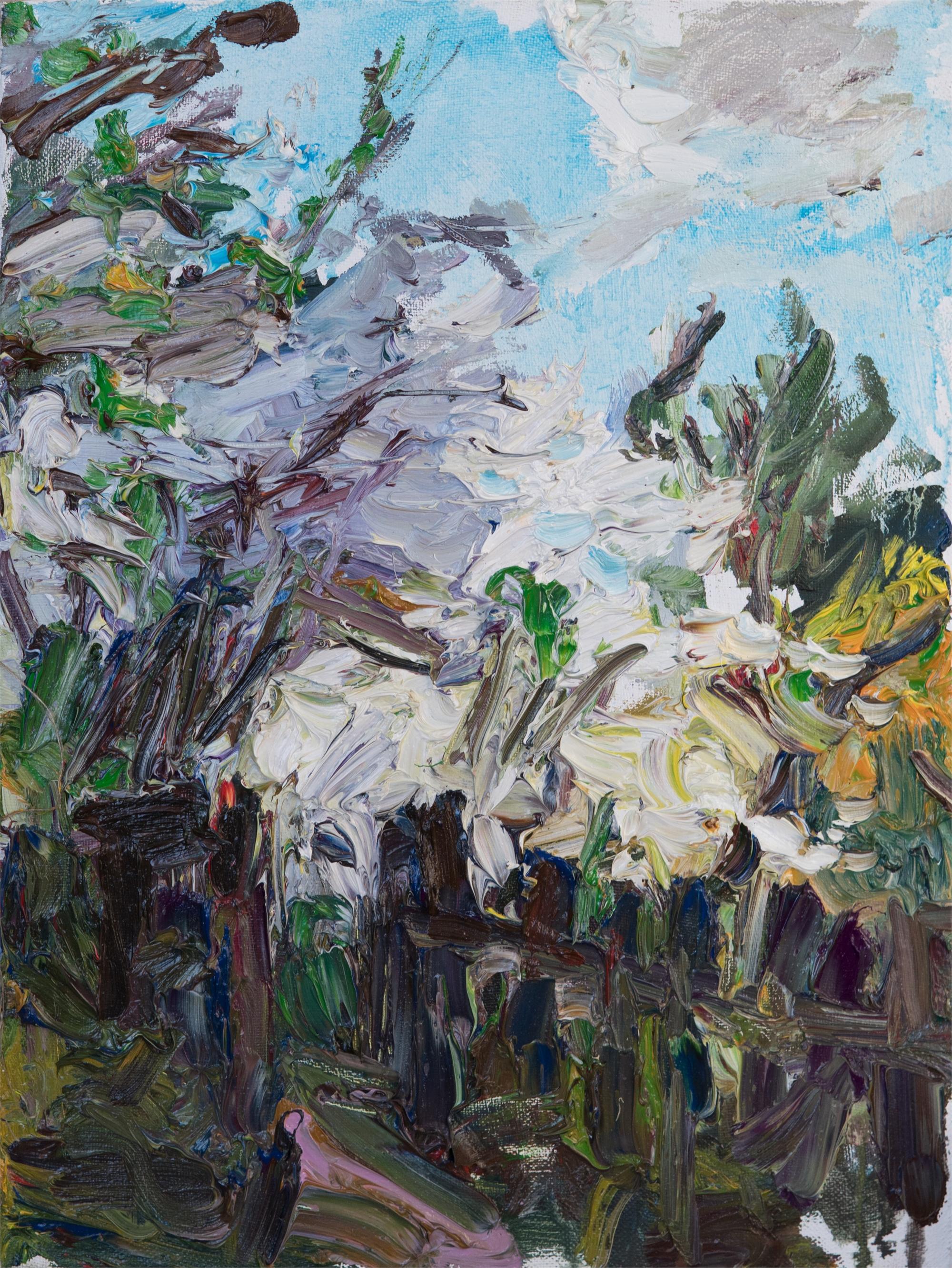 Blossoming Garden by Ulrich Gleiter