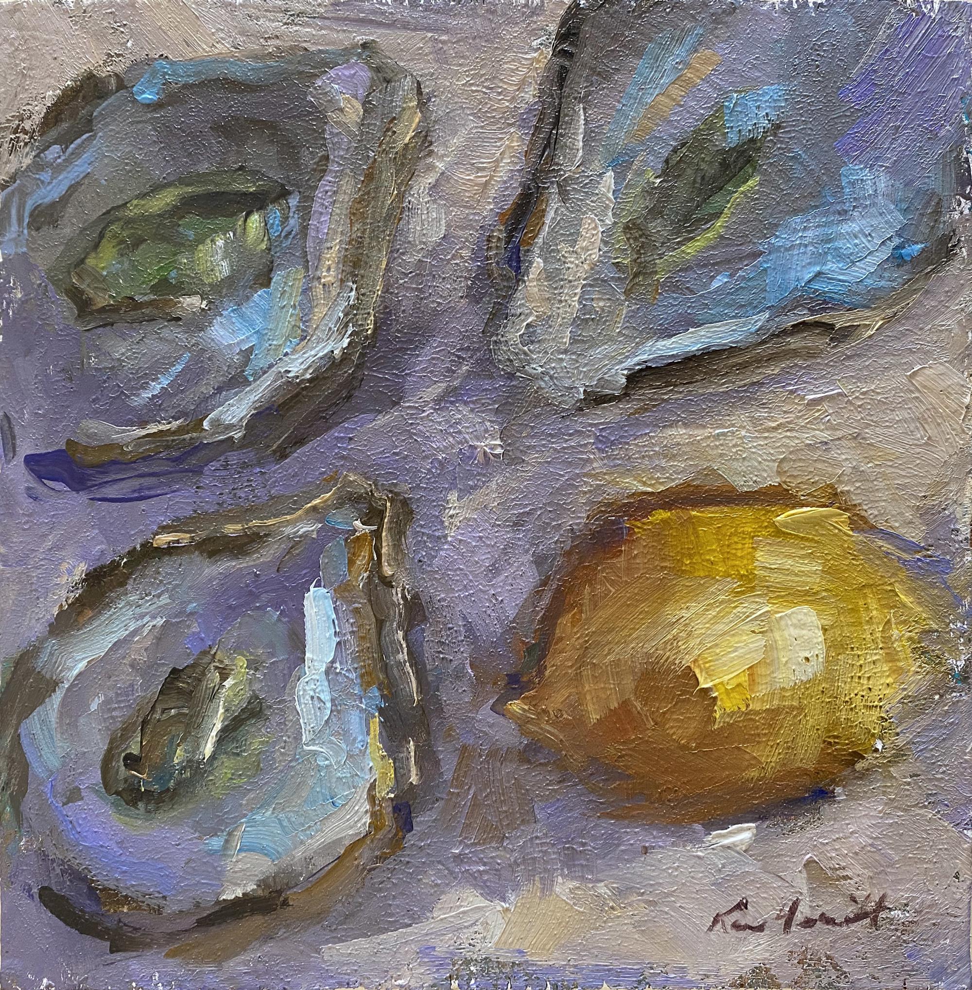 An Oyster Bash by Karen Hewitt Hagan