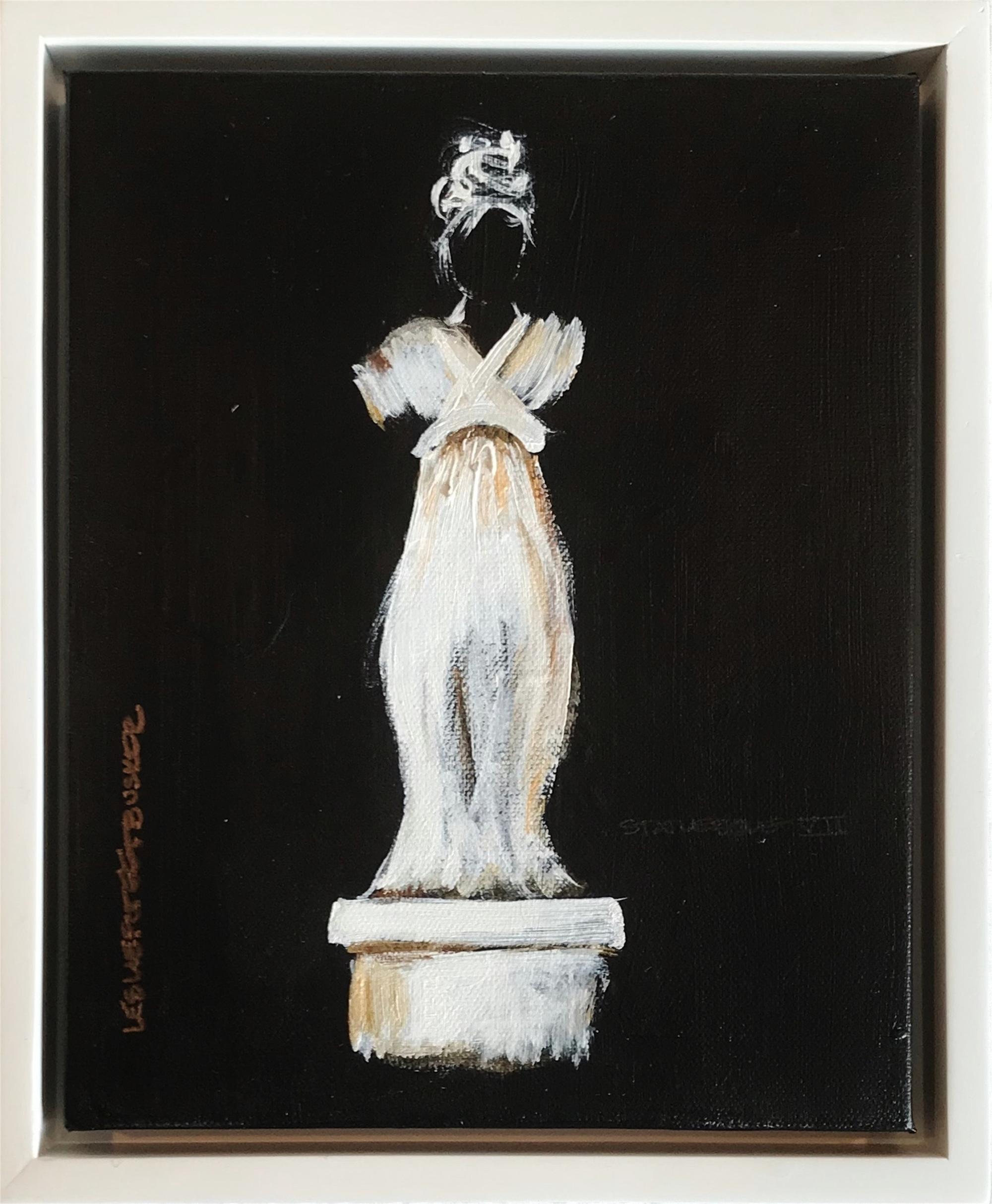 Statuesque VII by Leslie Poteet Busker