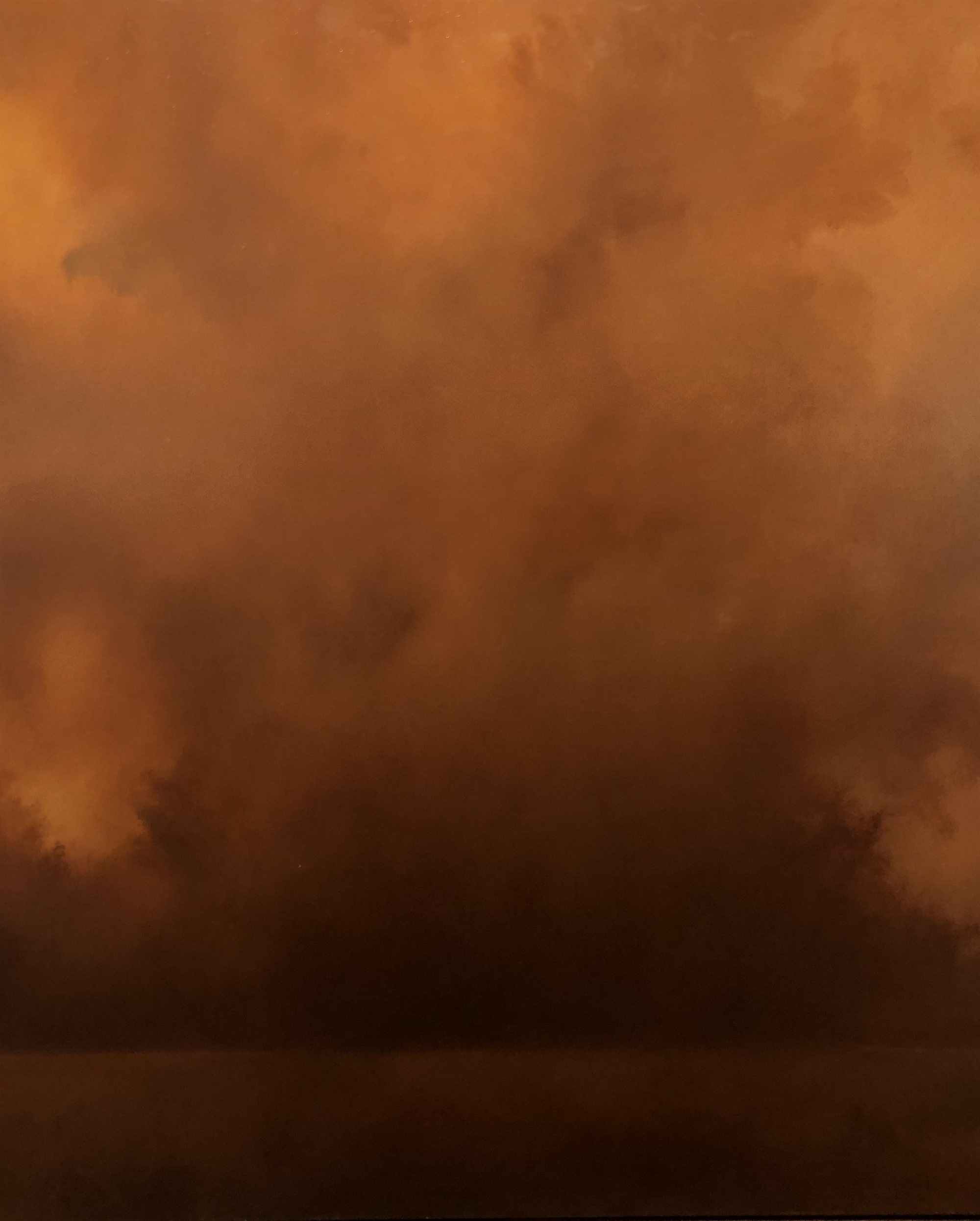 Landscape XIX by William Wahlgren