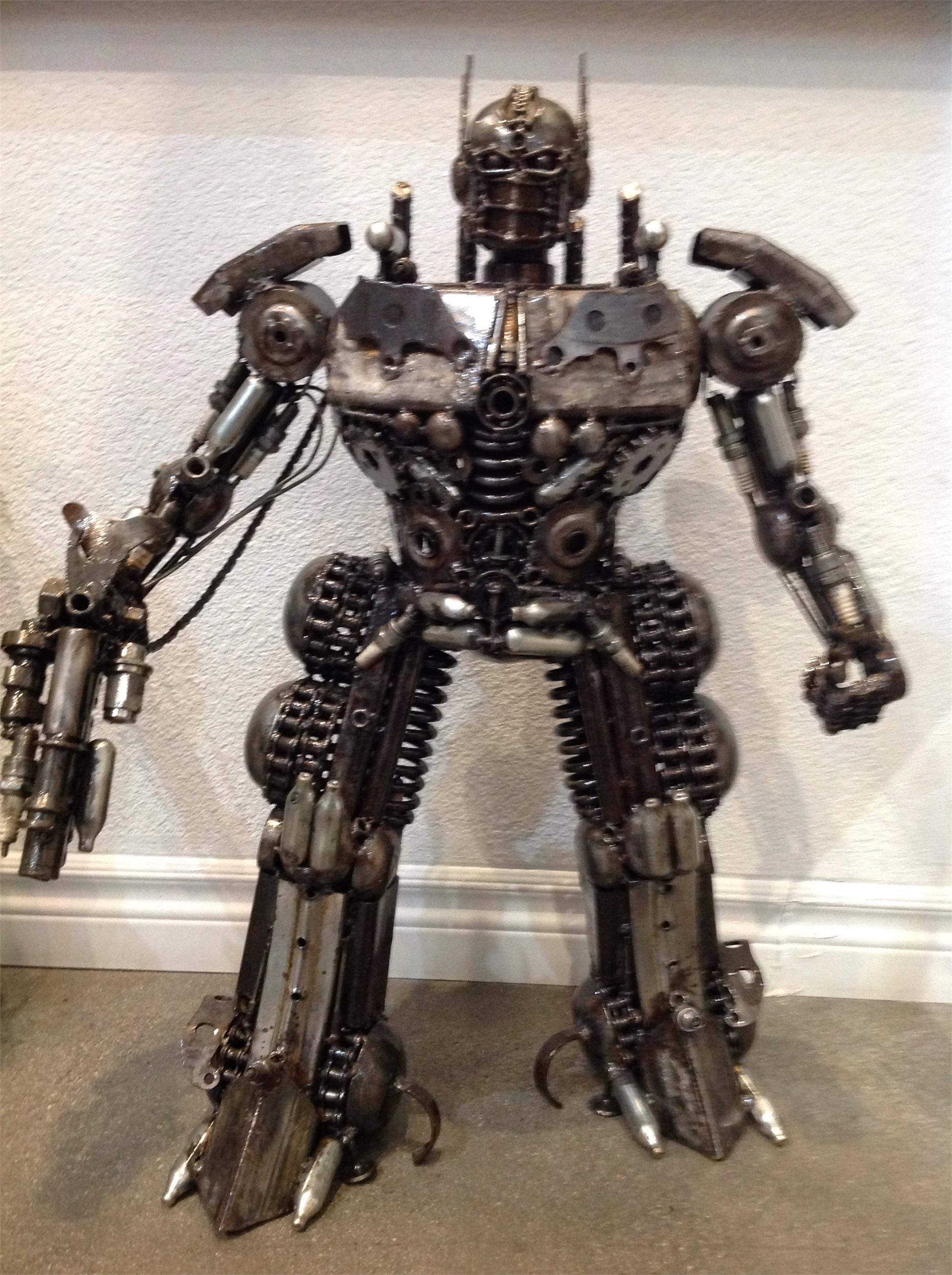 Optimus prime Mini by Mr. Santo
