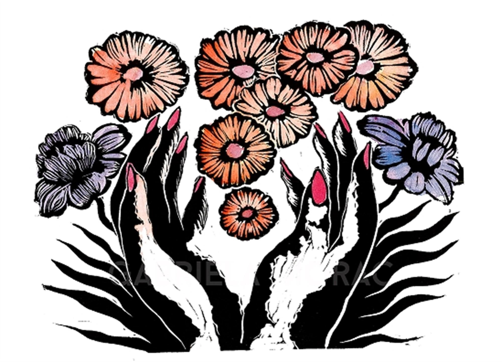 Entrega Floral by Gabriela Morac