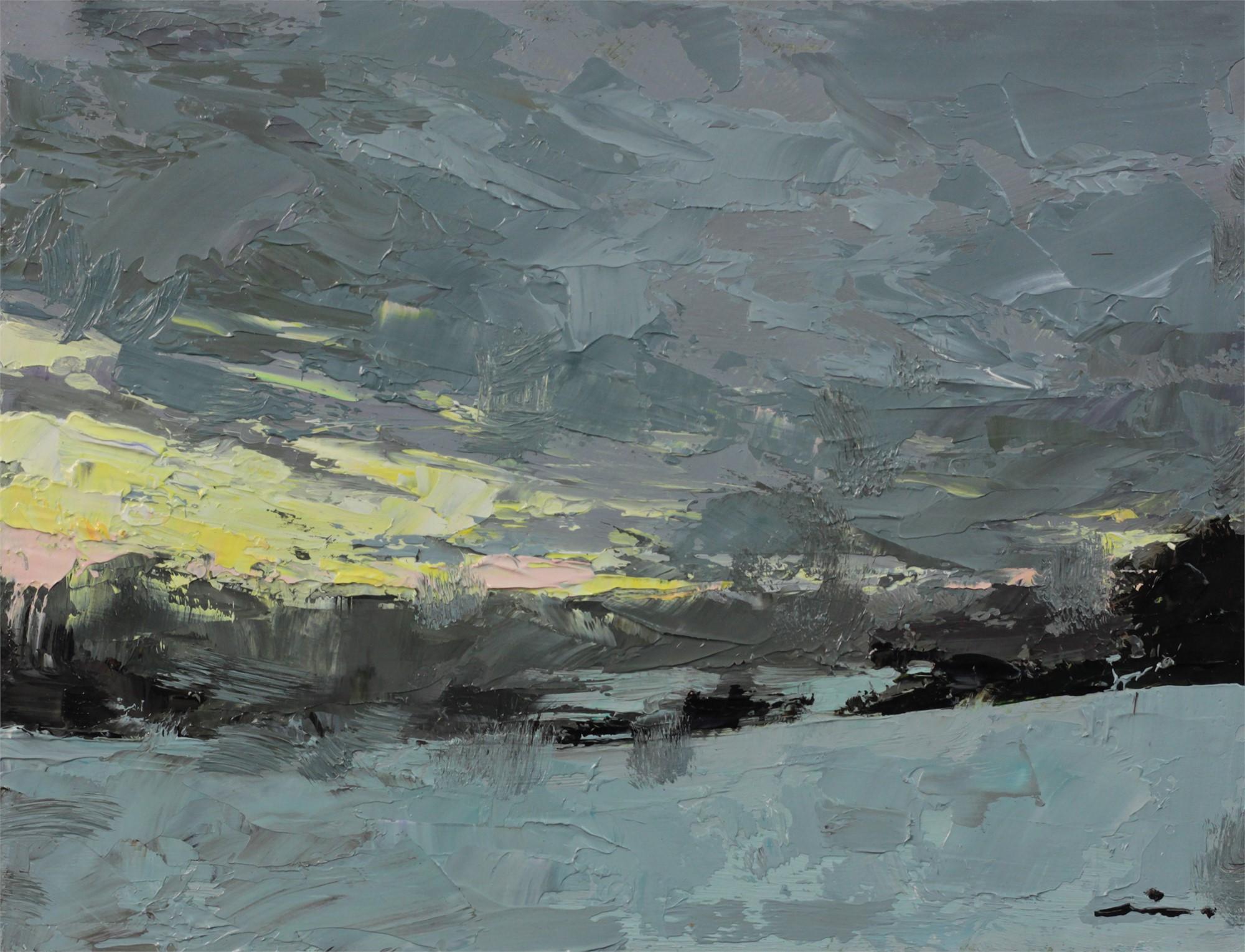 The Thaw by Mia Bergeron