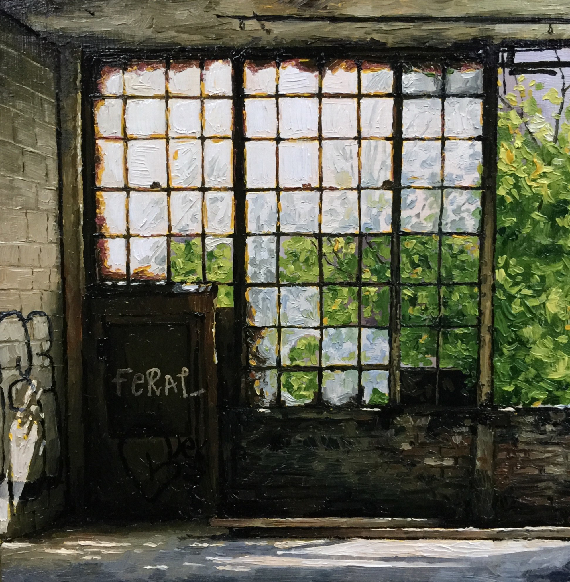 Feral by Stephanie Buer