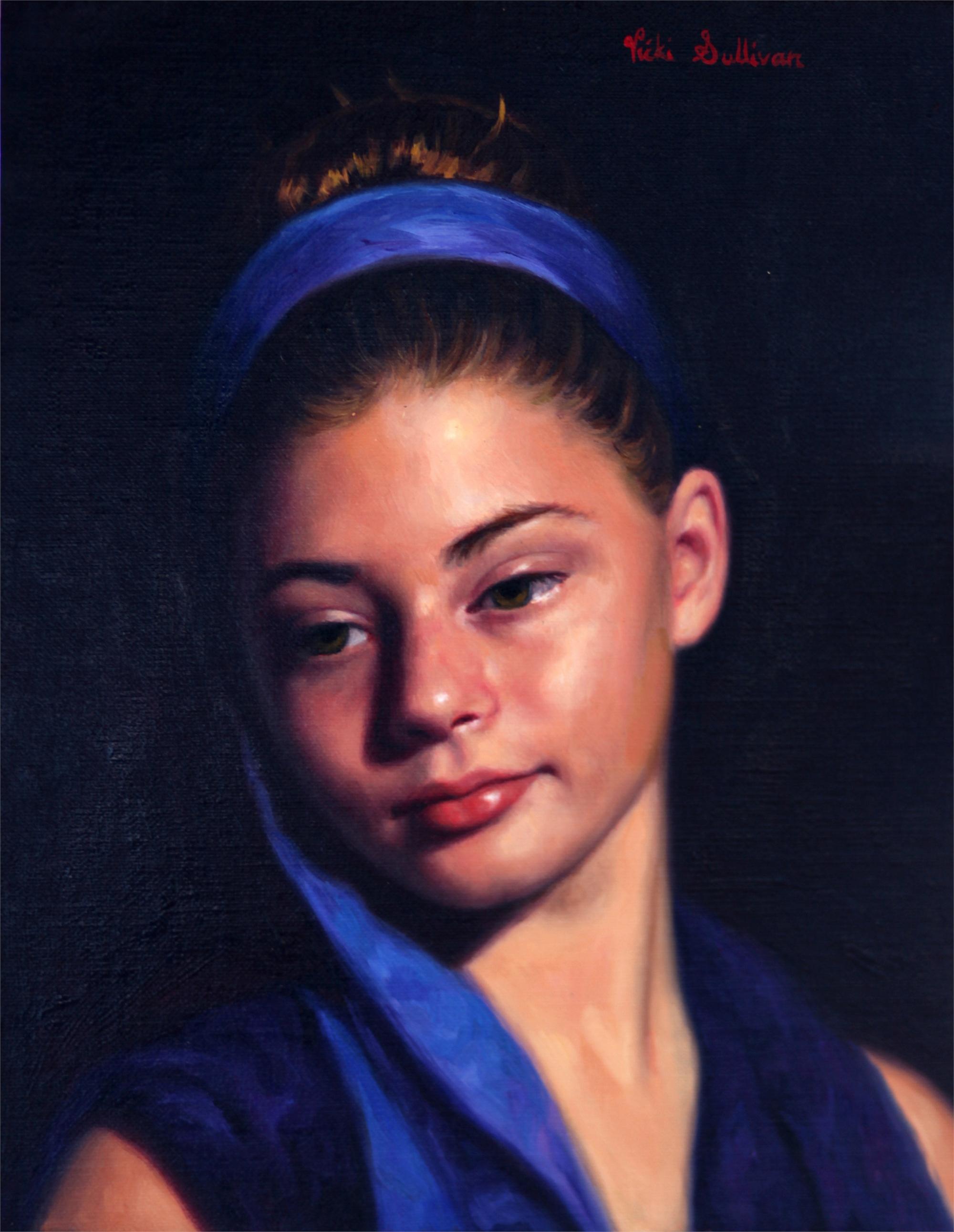 Blue by Vicki Sullivan