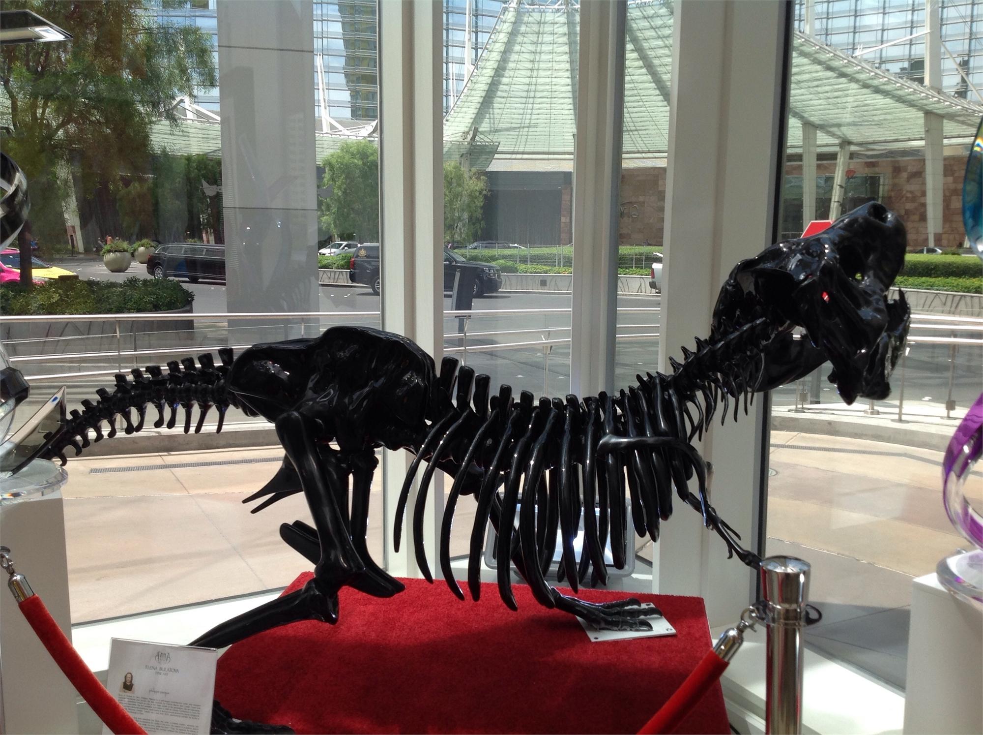 T-Rex by Philippe Pasqua
