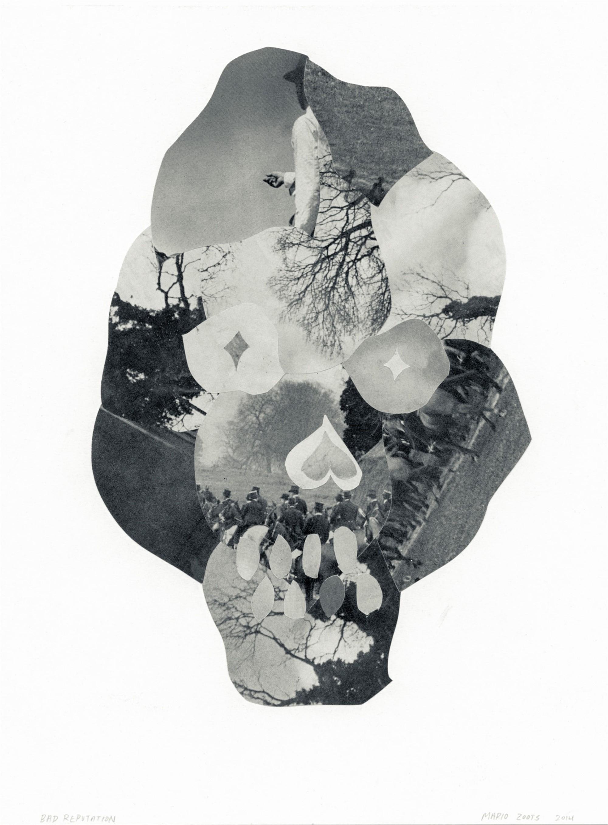 Skull by Mario Zoots