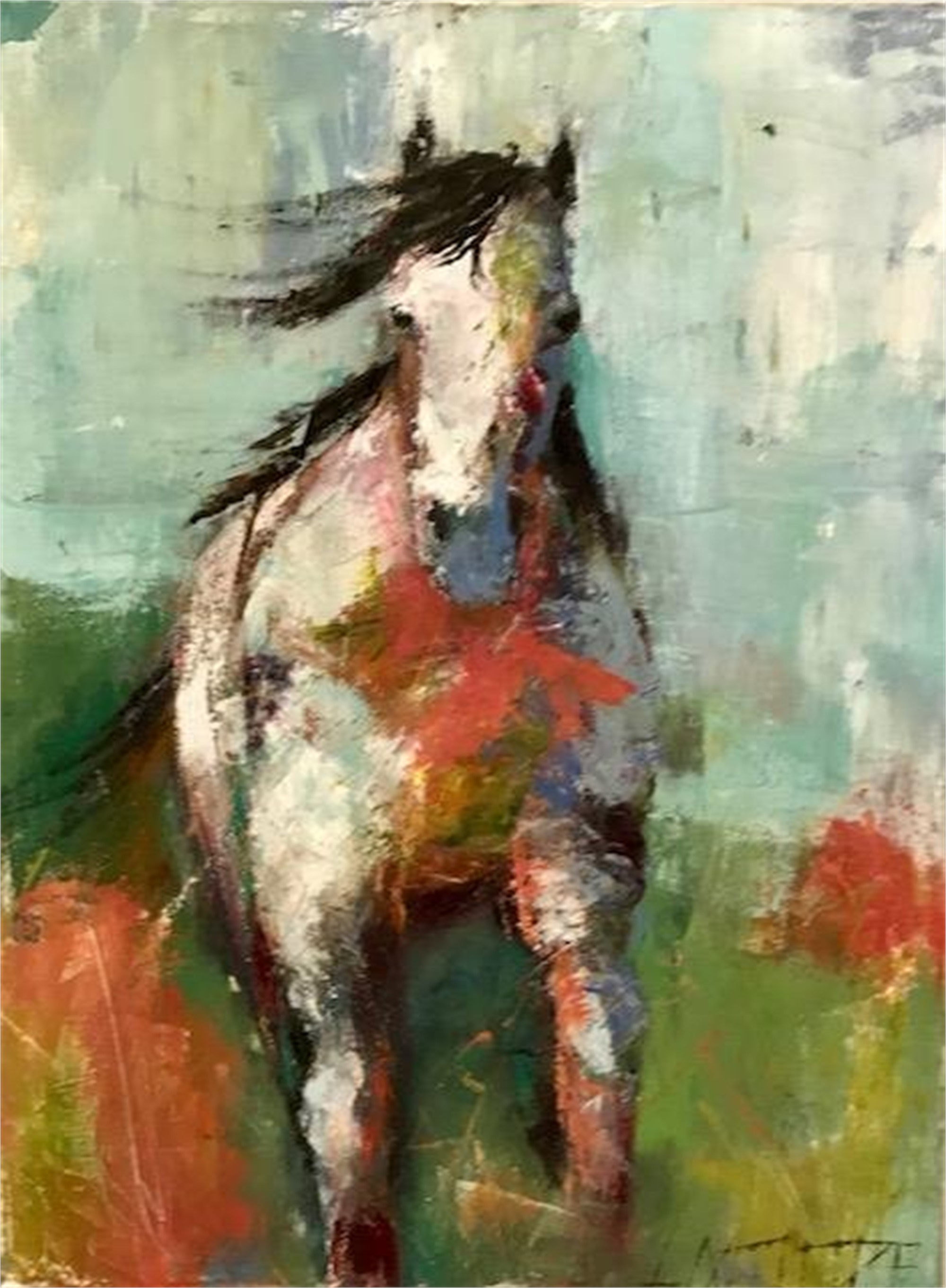 Breeze by Lisa Moore