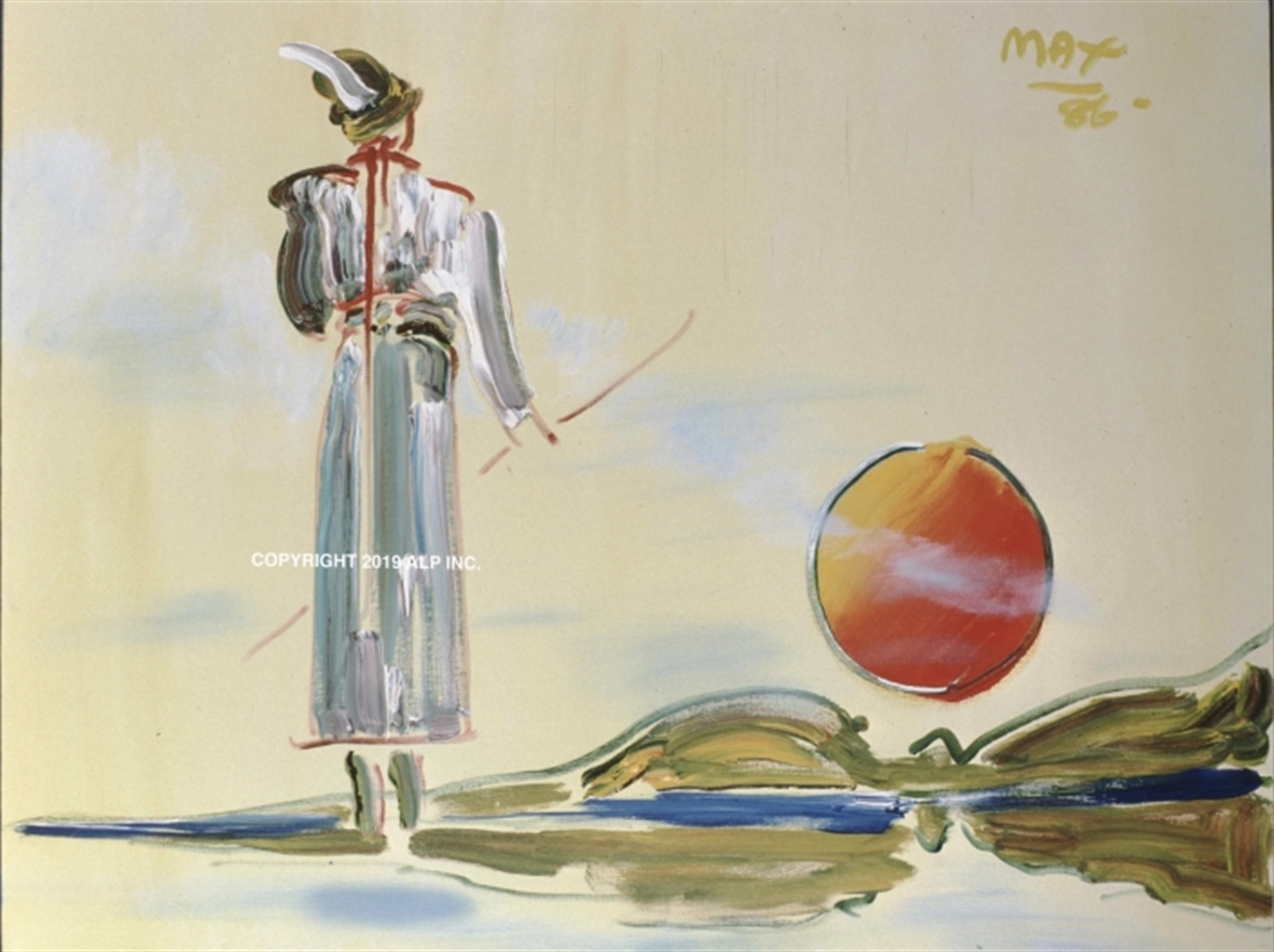 3260 Vintage Collection by Peter Max