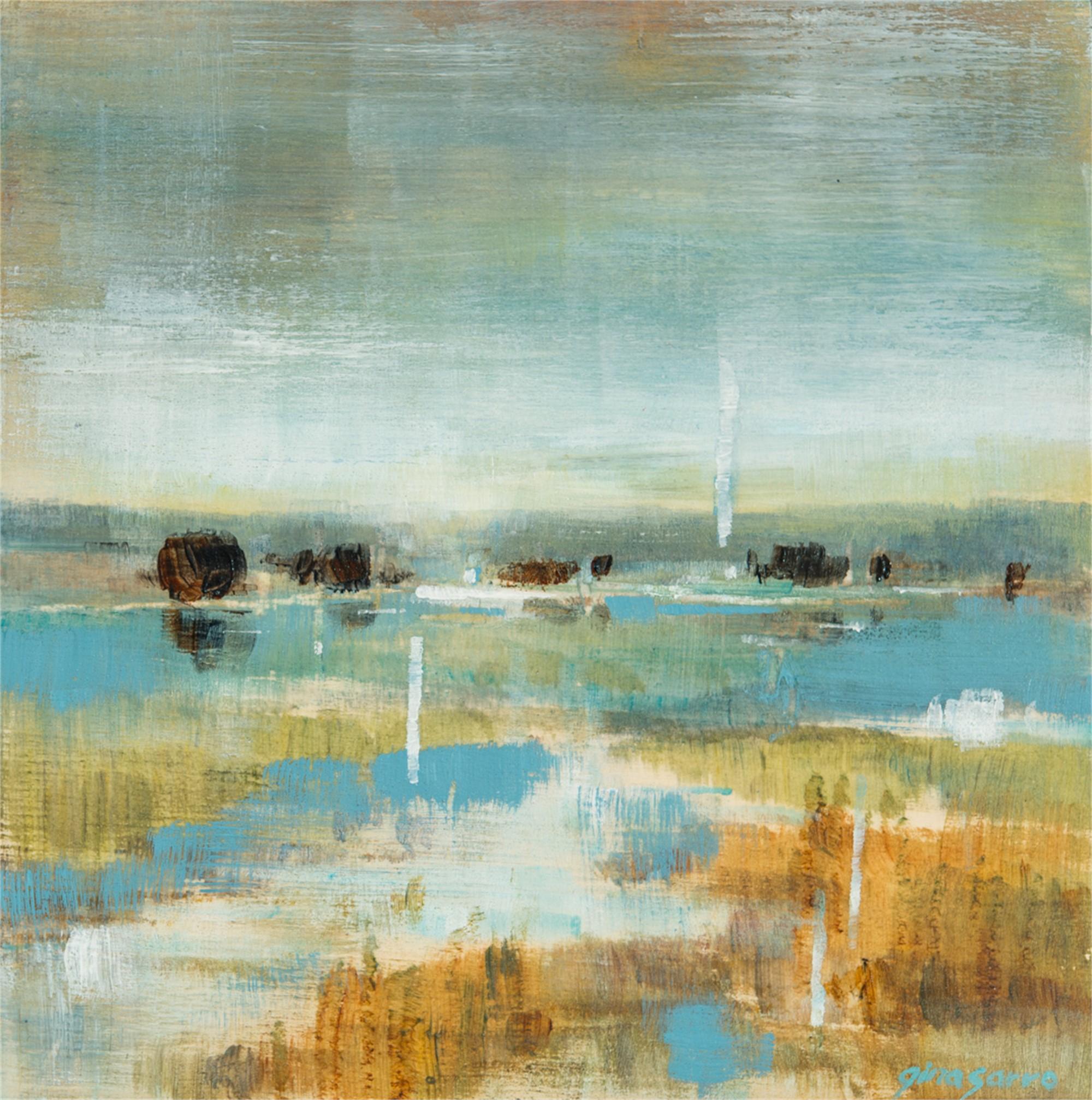 Vertical Horizons 20 by Gina Sarro