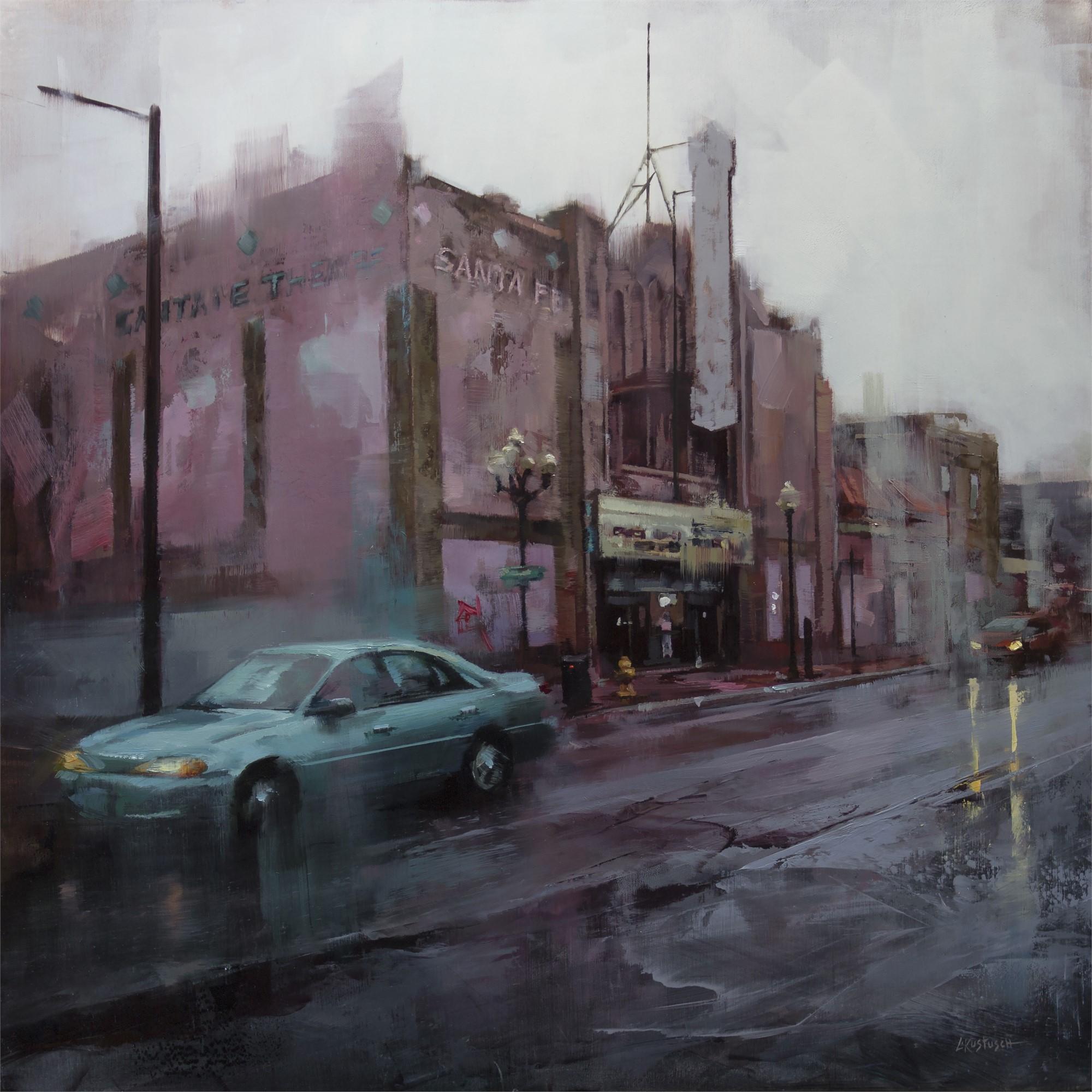 Santa Fe Theatre by Lindsey Kustusch