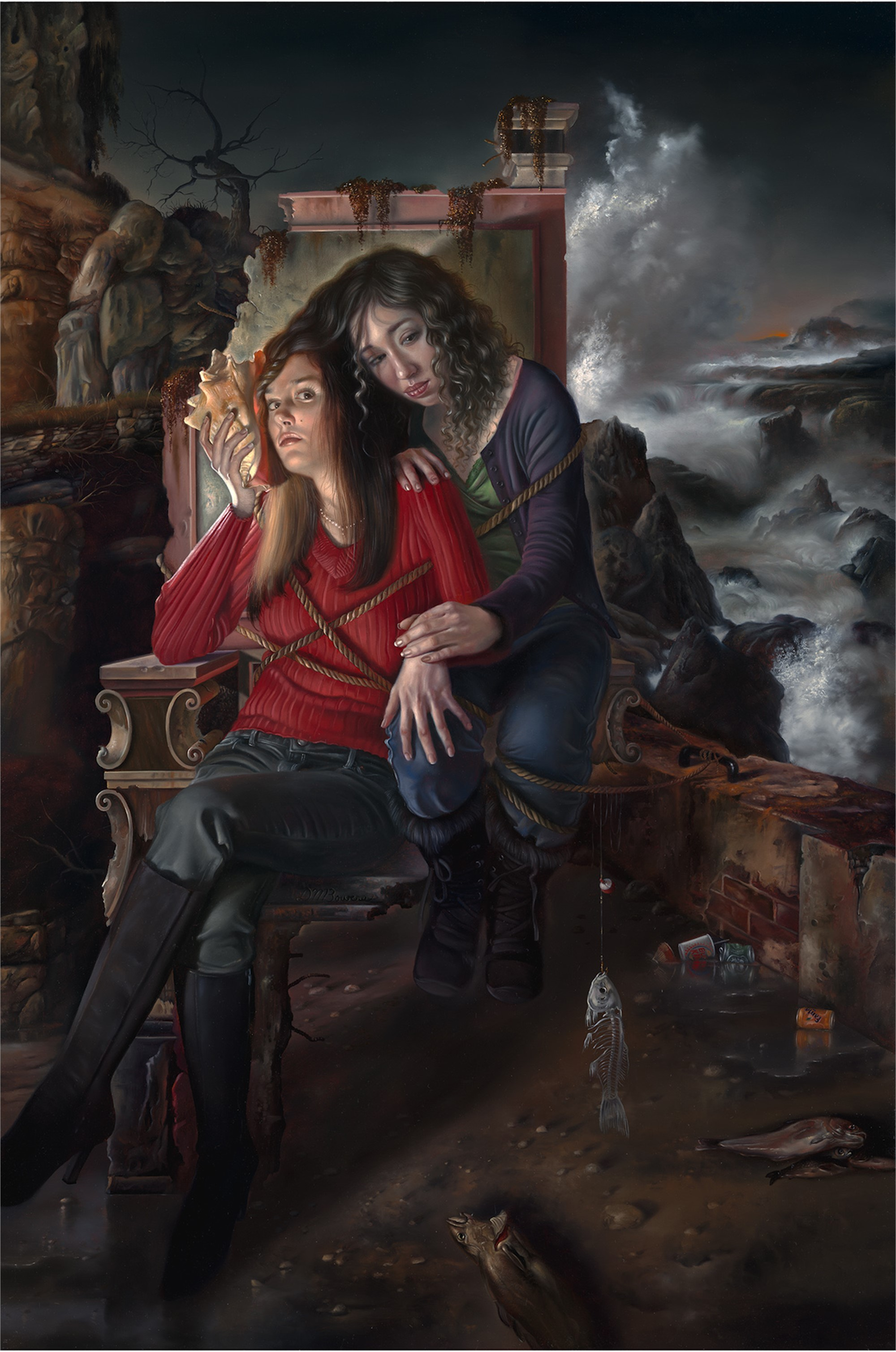 It's Coming by David Michael Bowers