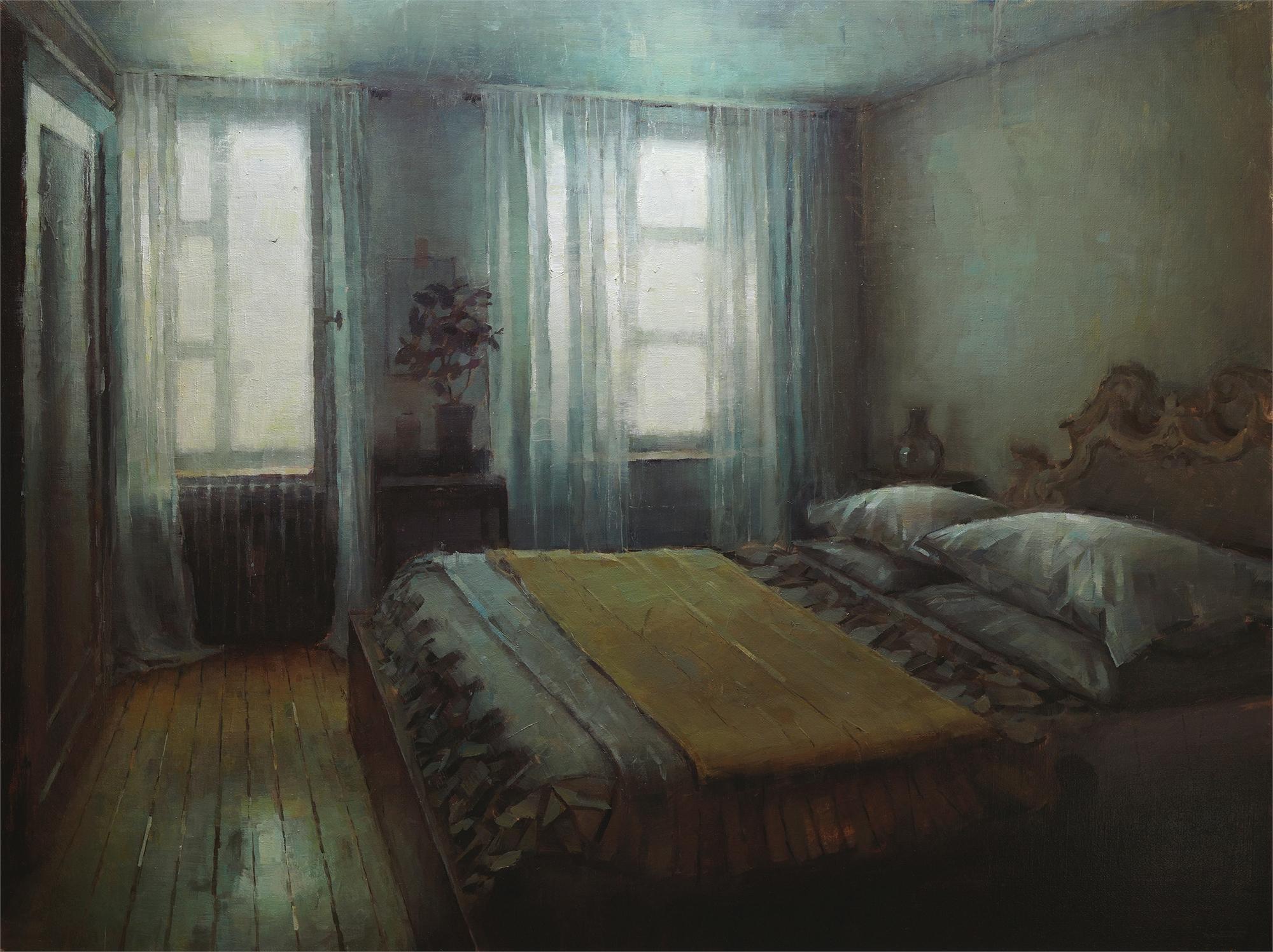 The Blue Room by Nicolas Martin