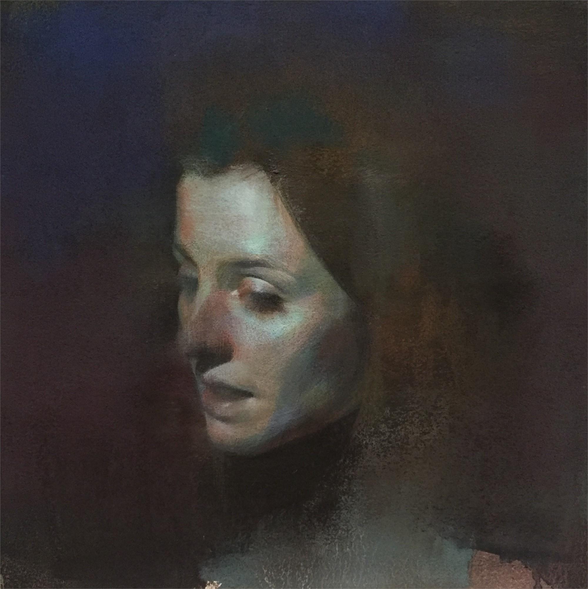 Head Study 1 by Yuriy Ibragimov