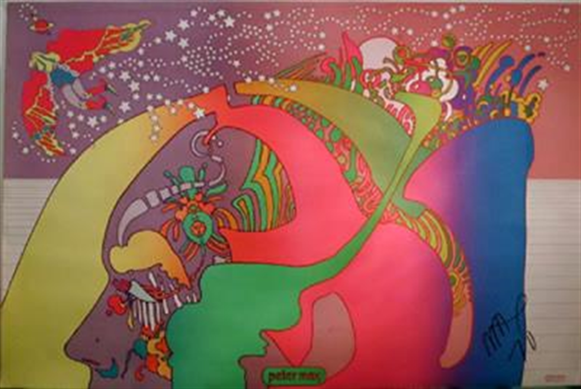Instant Nutriment by Peter Max