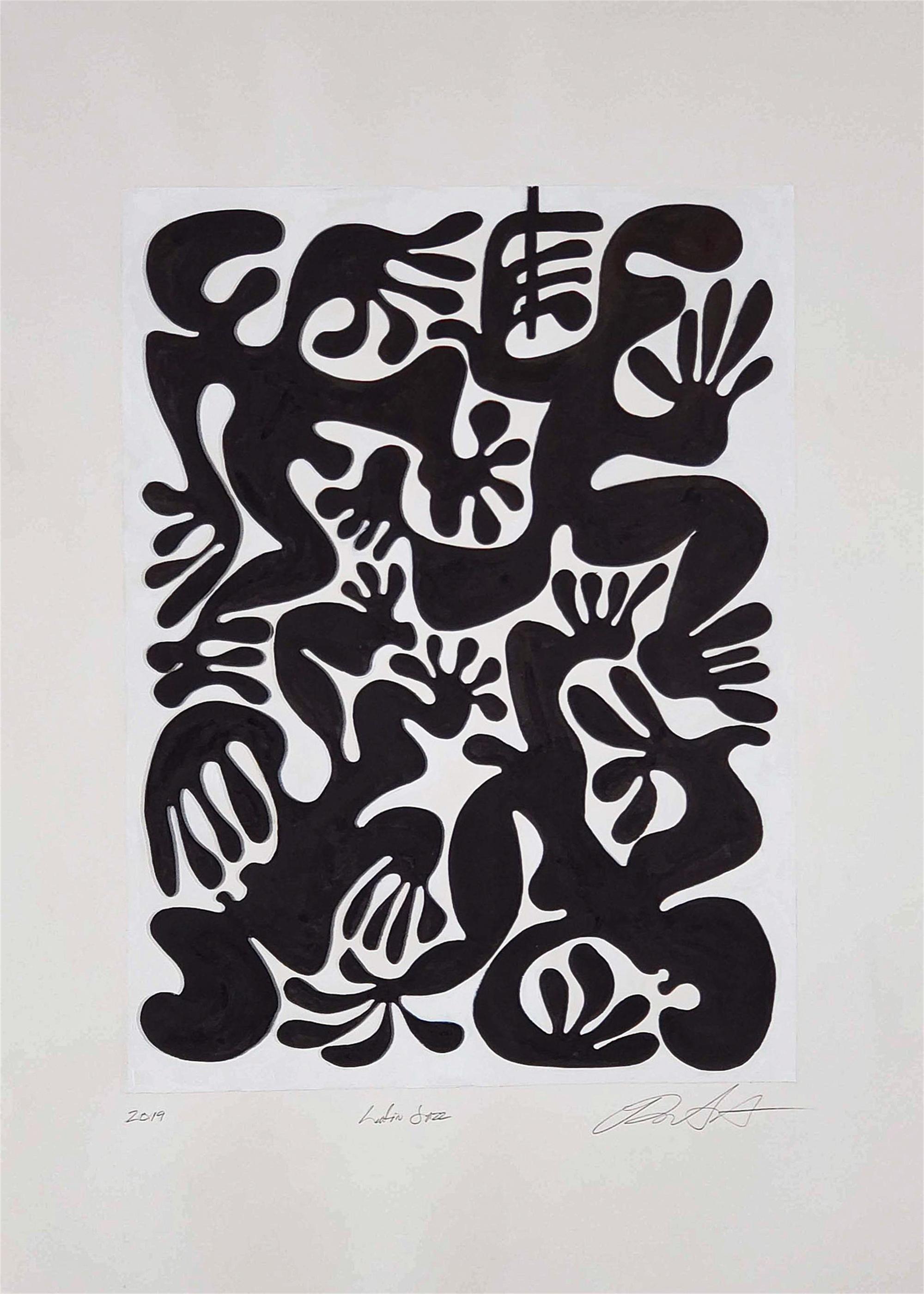 Latin Jazz by Robert Santore