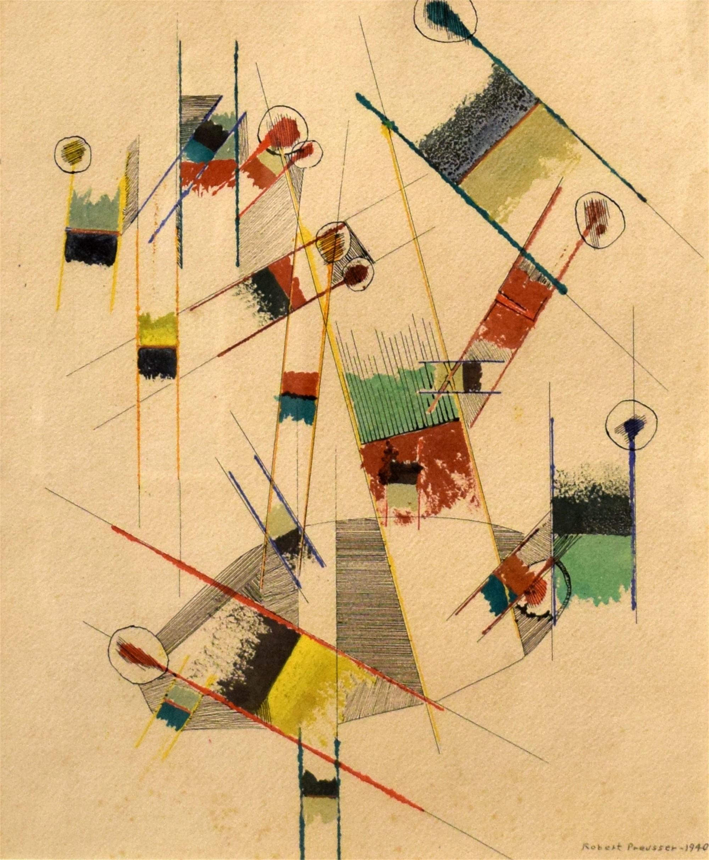 Trapeze Performance by Robert Preusser