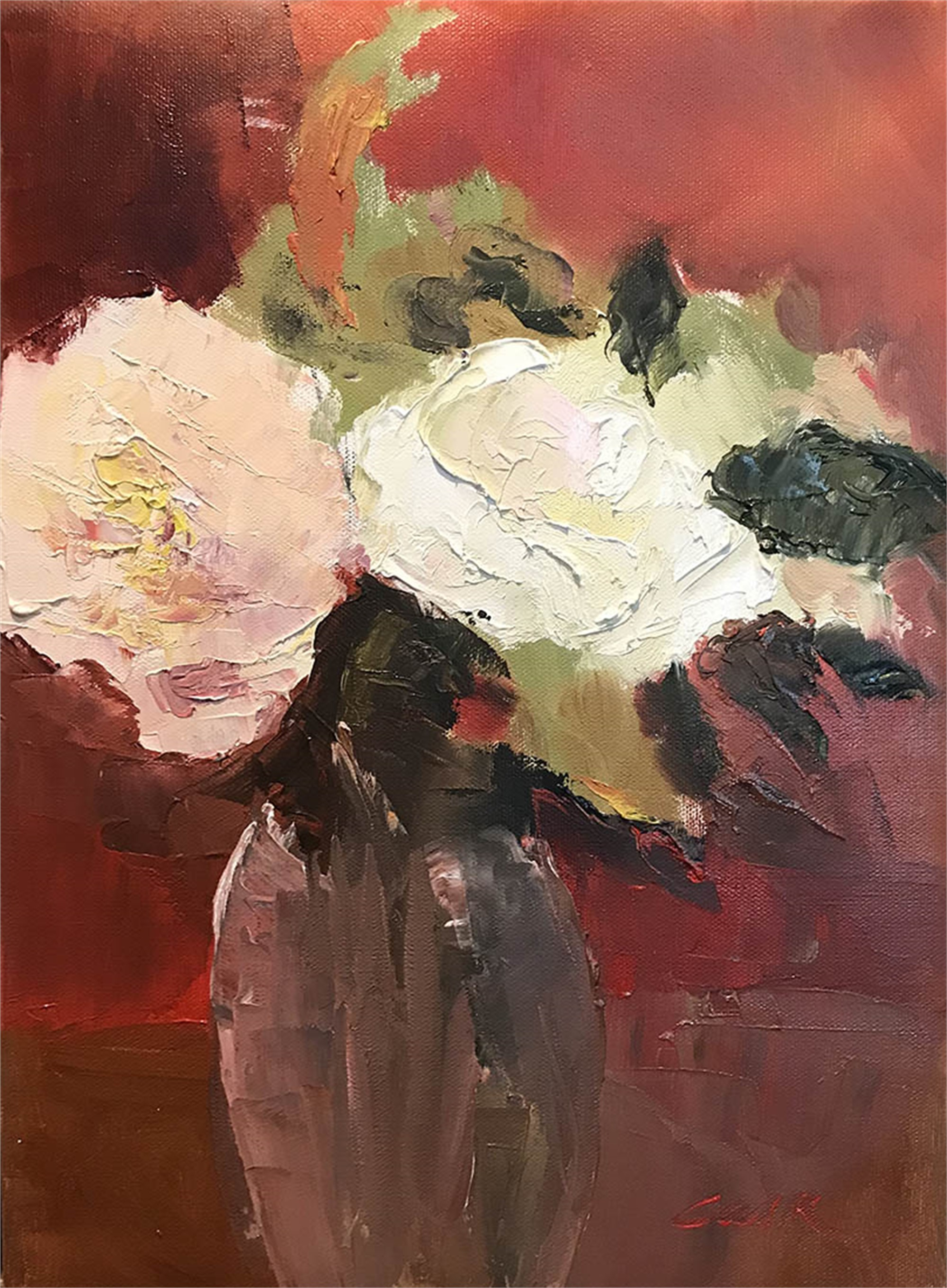 Floral by James Calk
