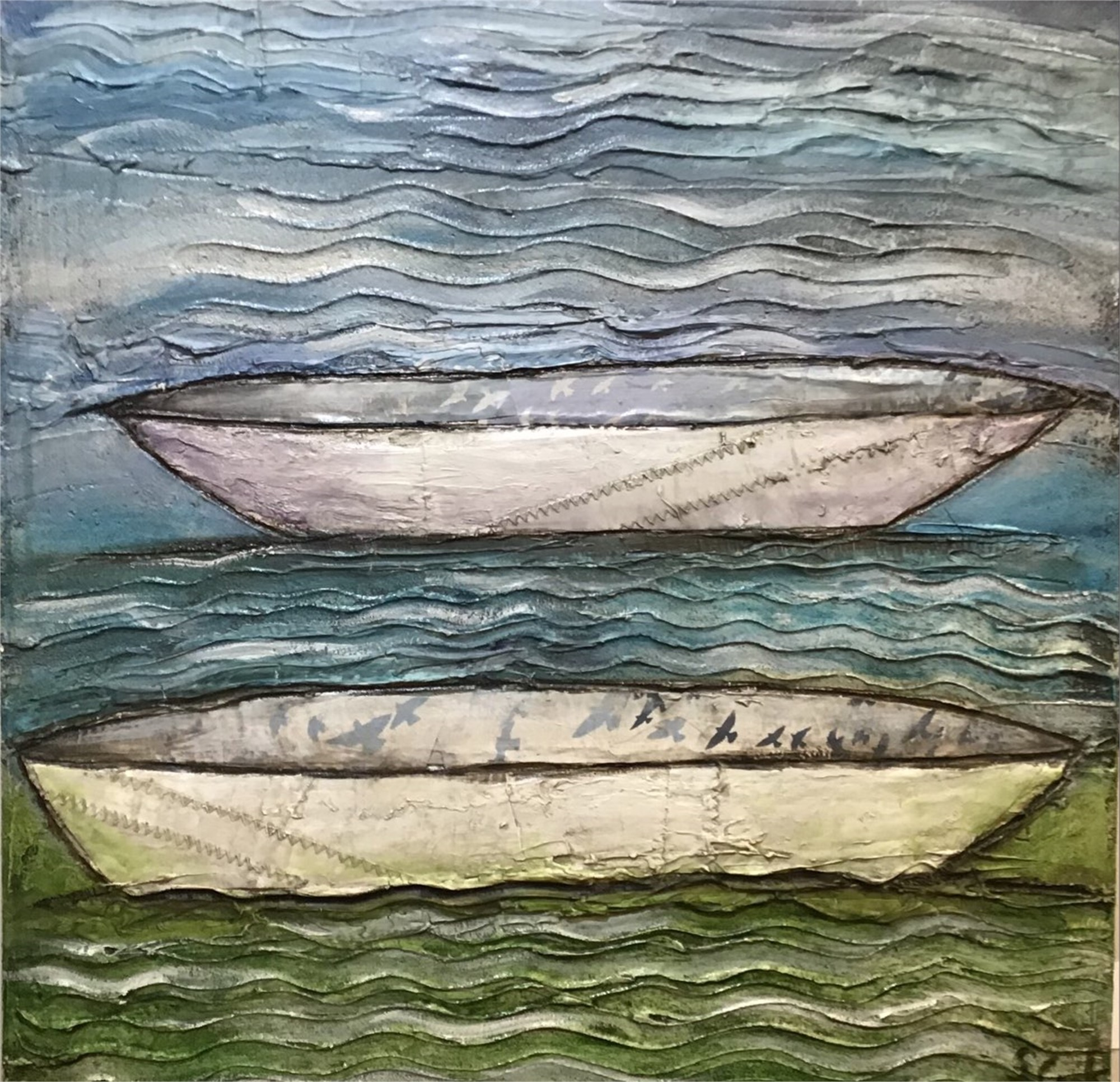 Water Dreams by Sherry Cook