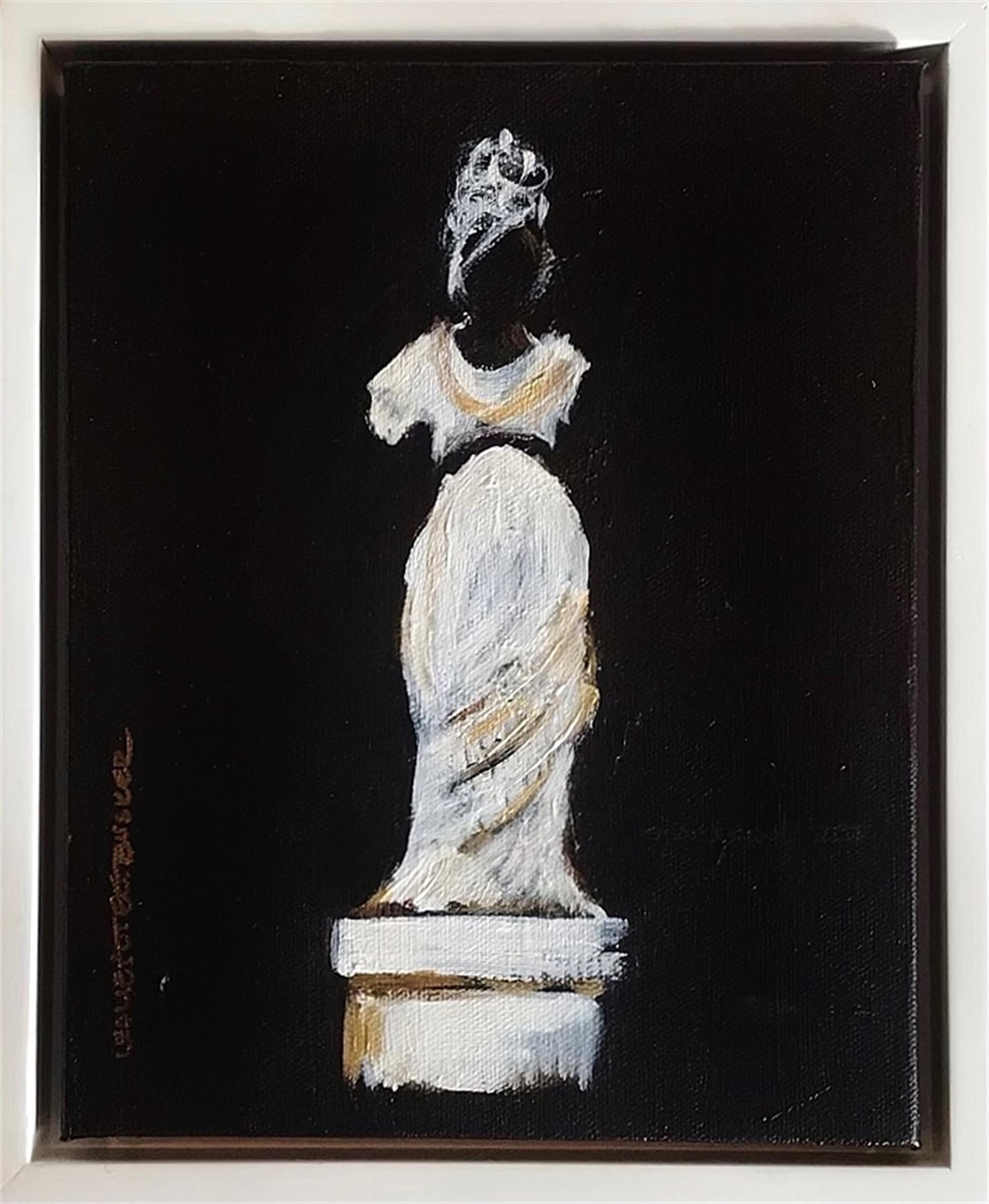 Statuesque VIII by Leslie Poteet Busker