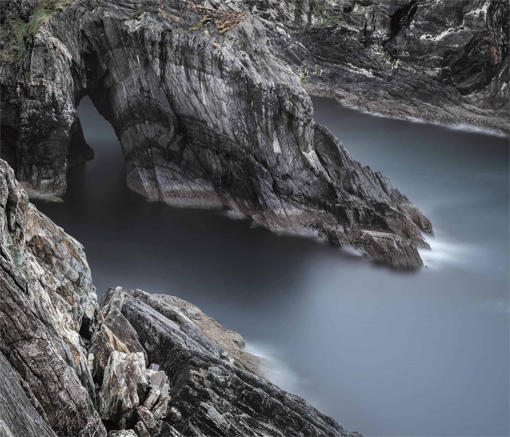 Stratum, Mizen Head, West Coast, Ireland by David Magee