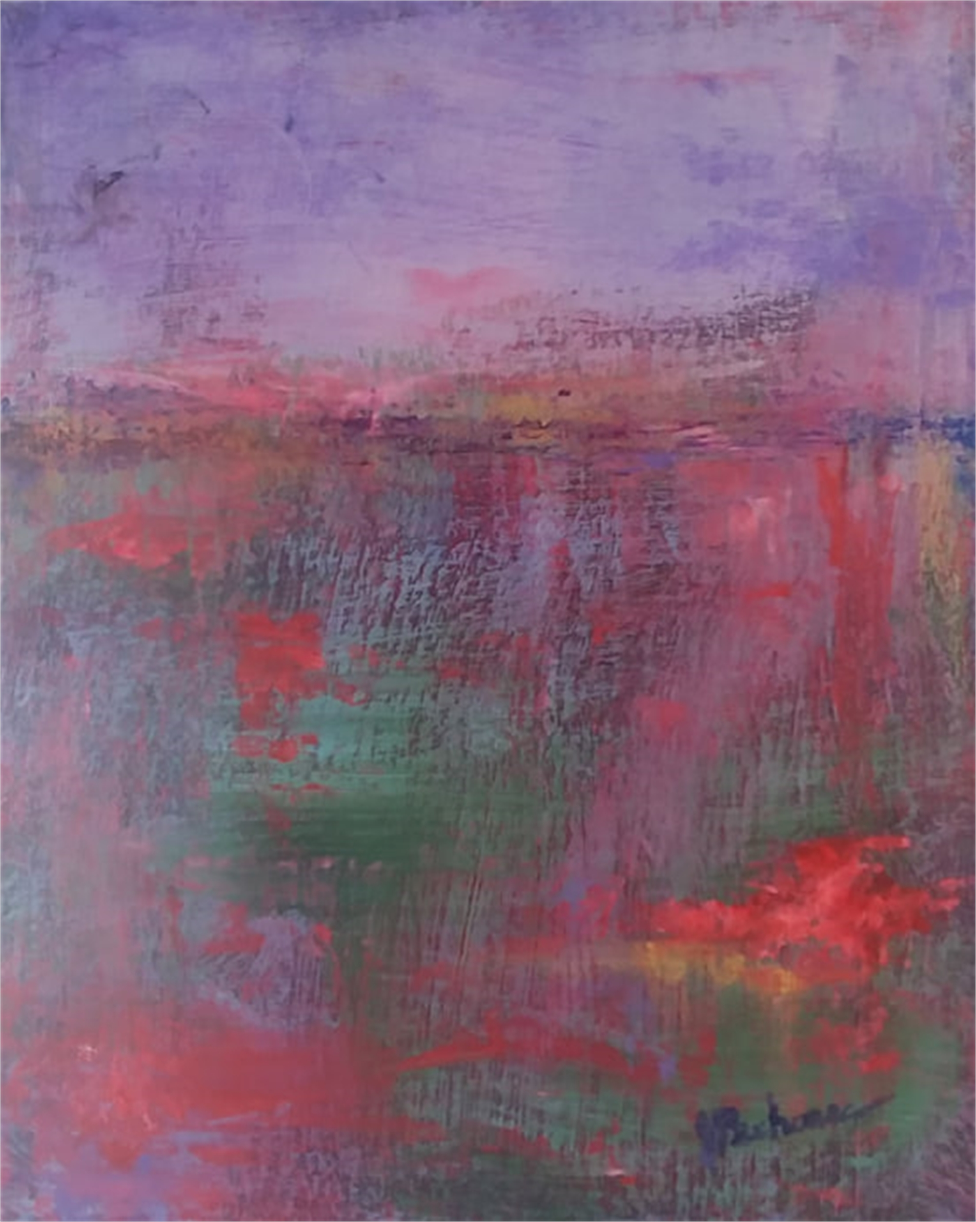 Dusk by Joan Pechanec (McMinnville, OR)