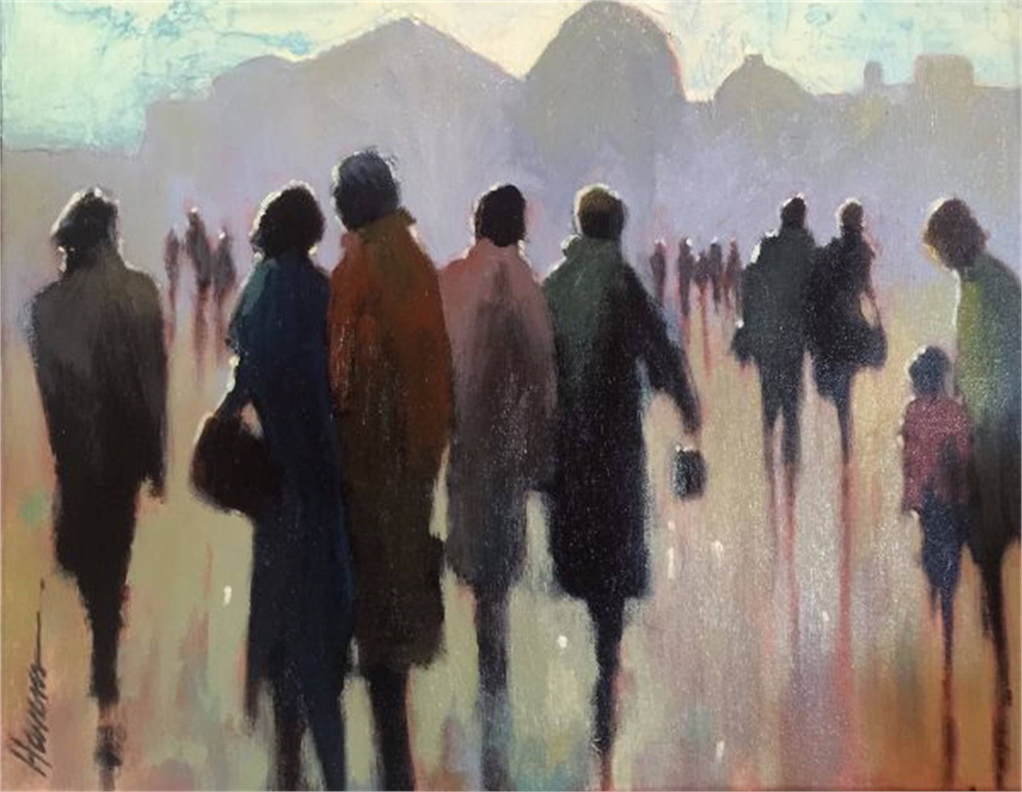 Loving Europe by Betsy Havens