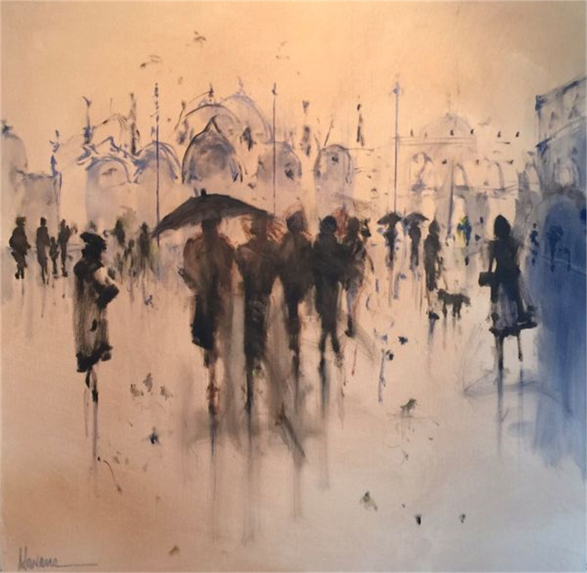 San Marco by Betsy Havens