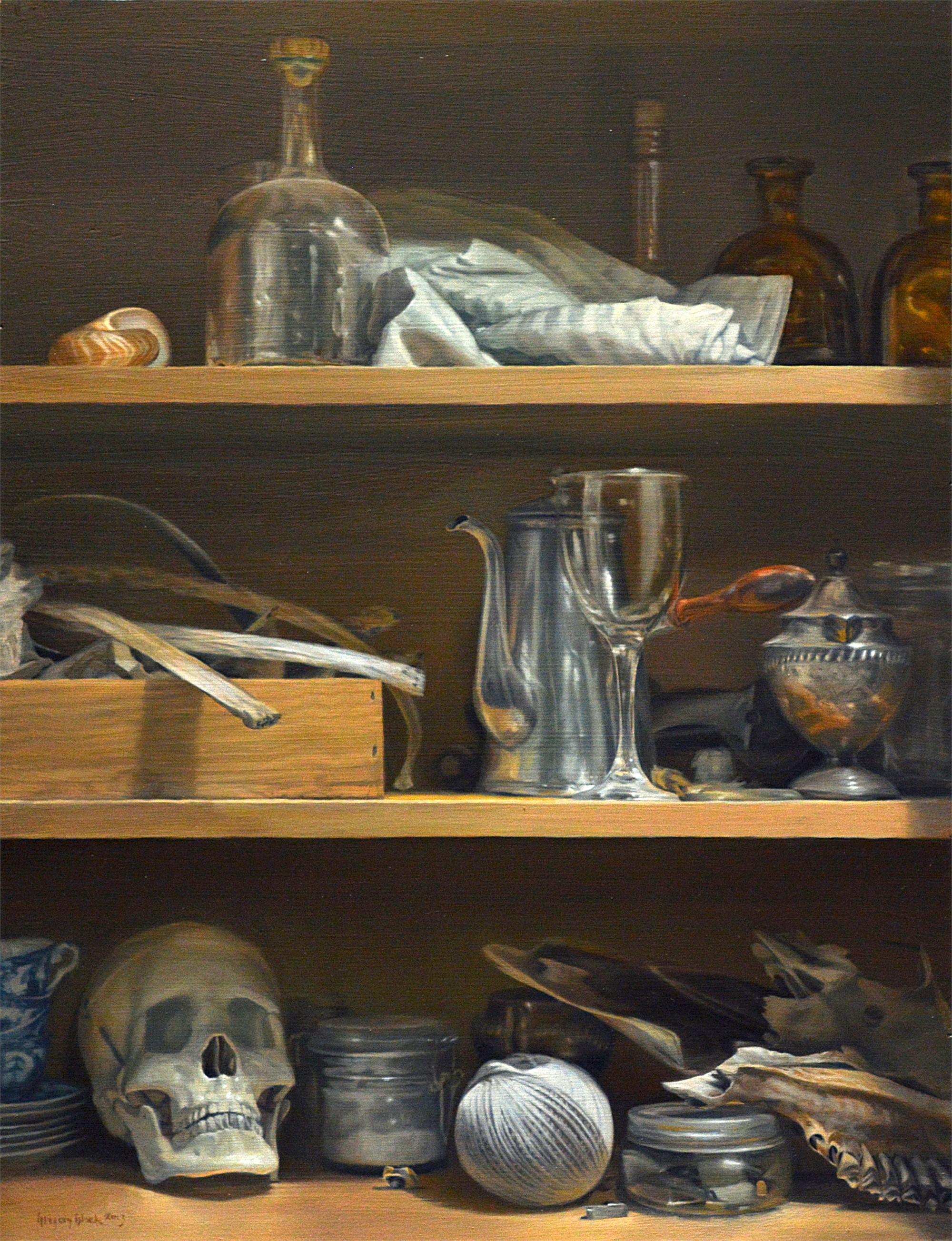 Curiosities by Gregory Block