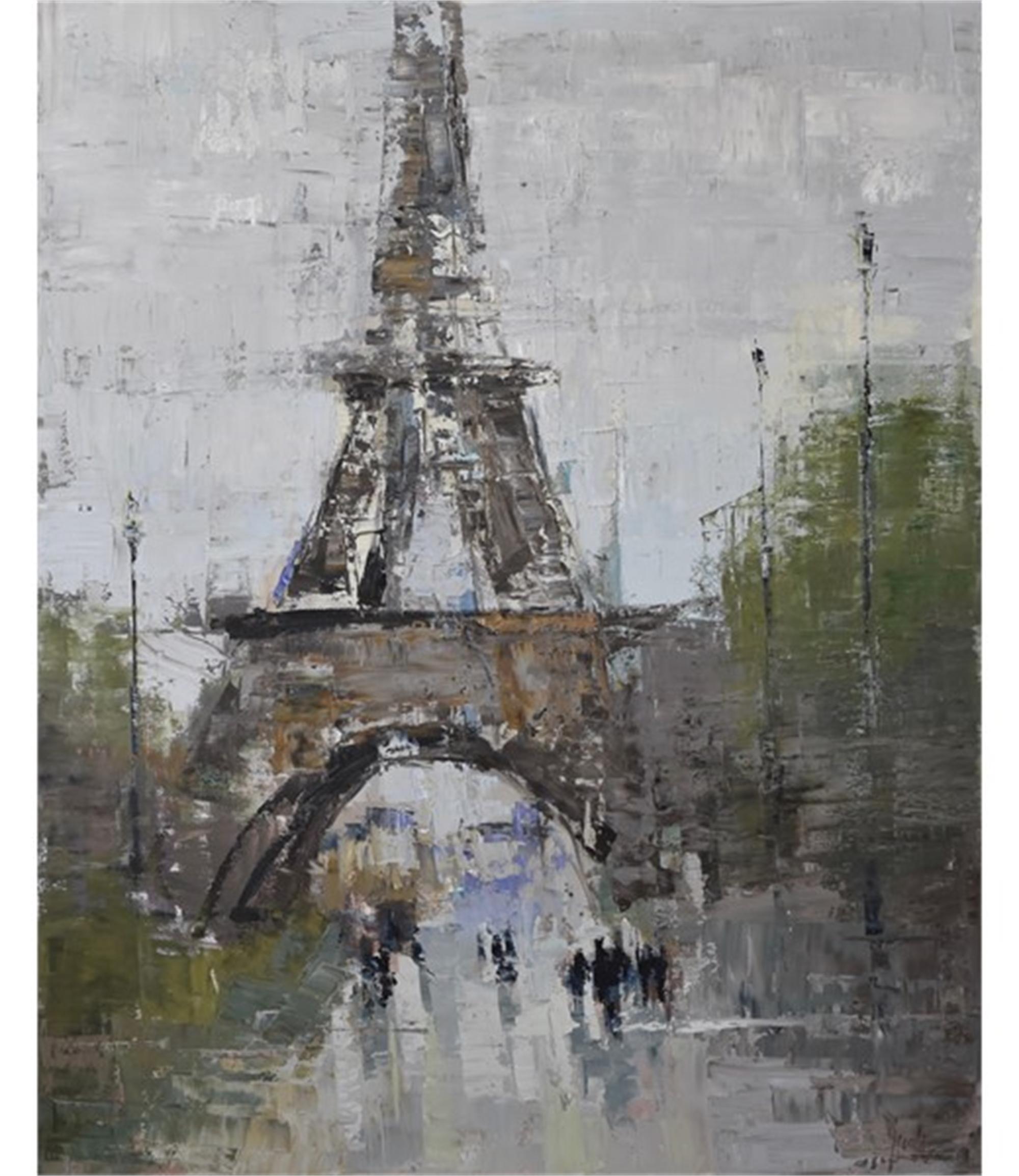 Paris by Barbara Flowers