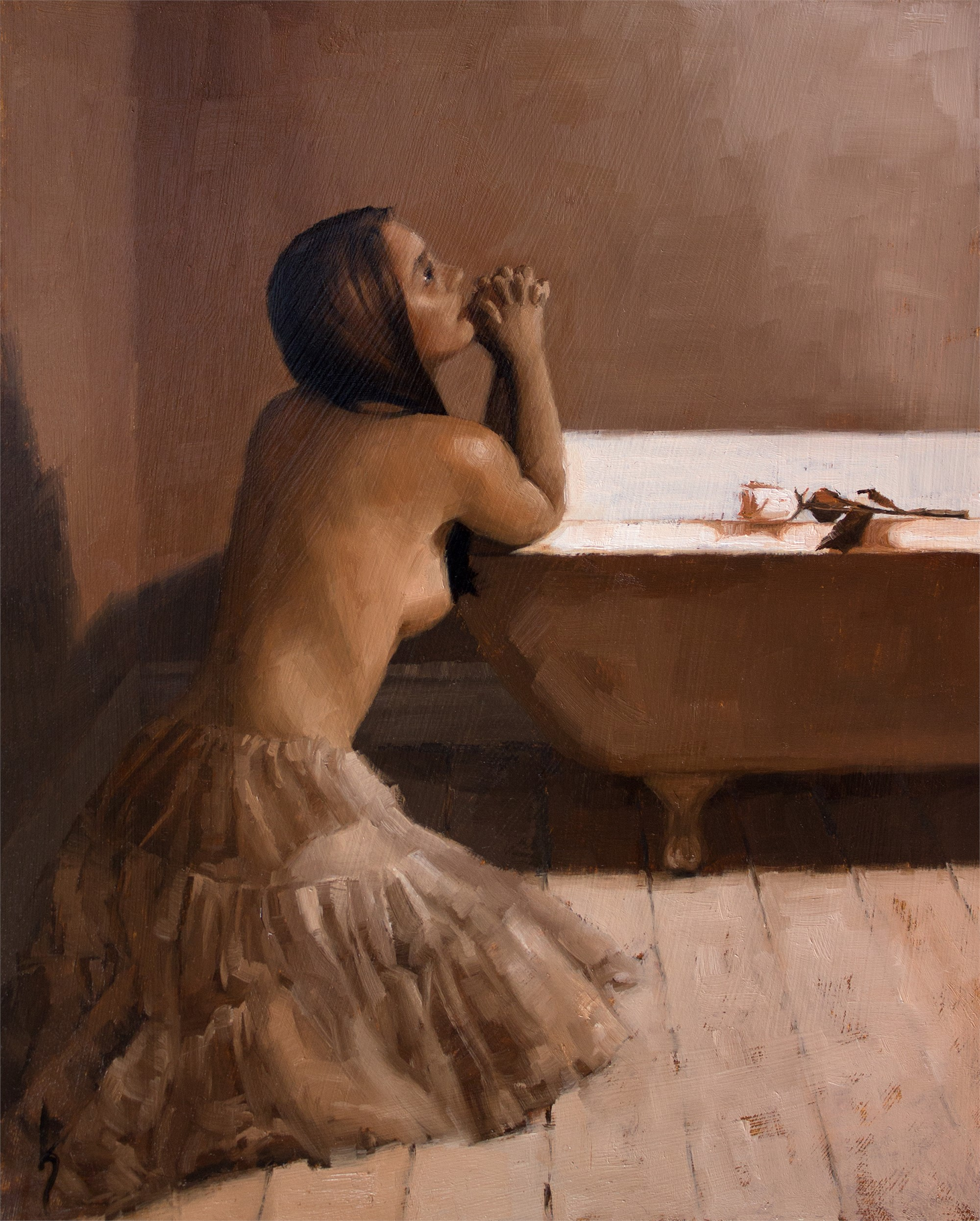 Temptation by Kirsten Savage