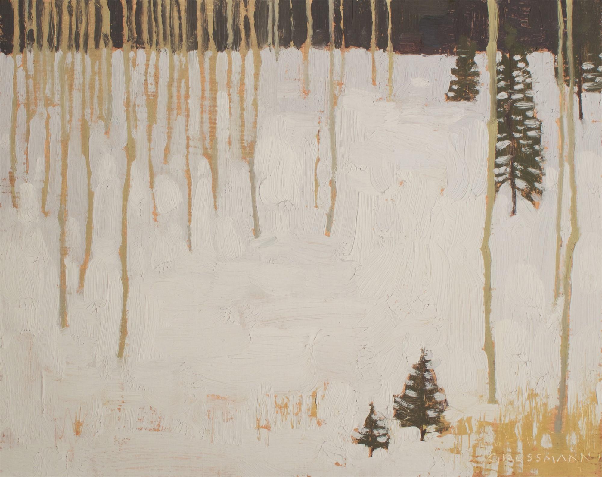 Christmas Tree Season by David Grossmann