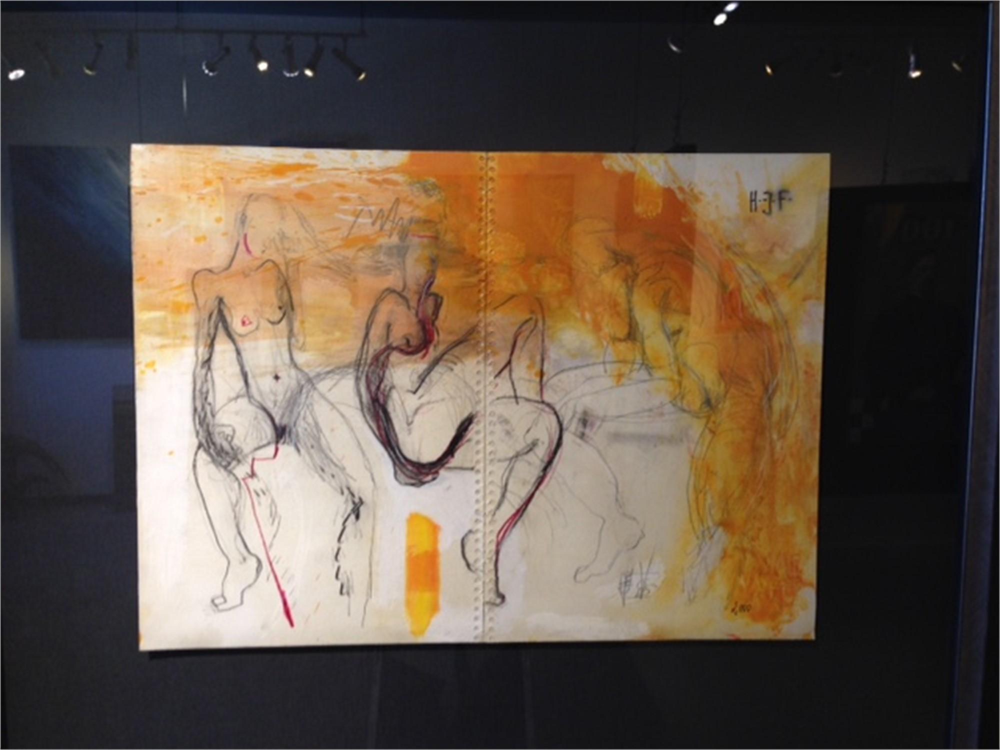 Akt auf Jutte 2 by Hans Joerg Fuerpass