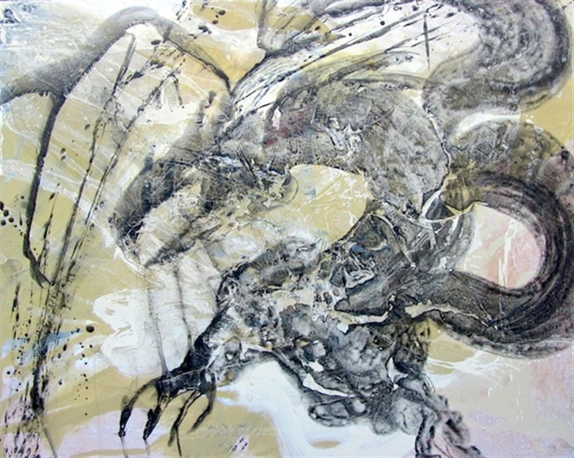 Dragon IV by Chrissy Dolan-Terrasi