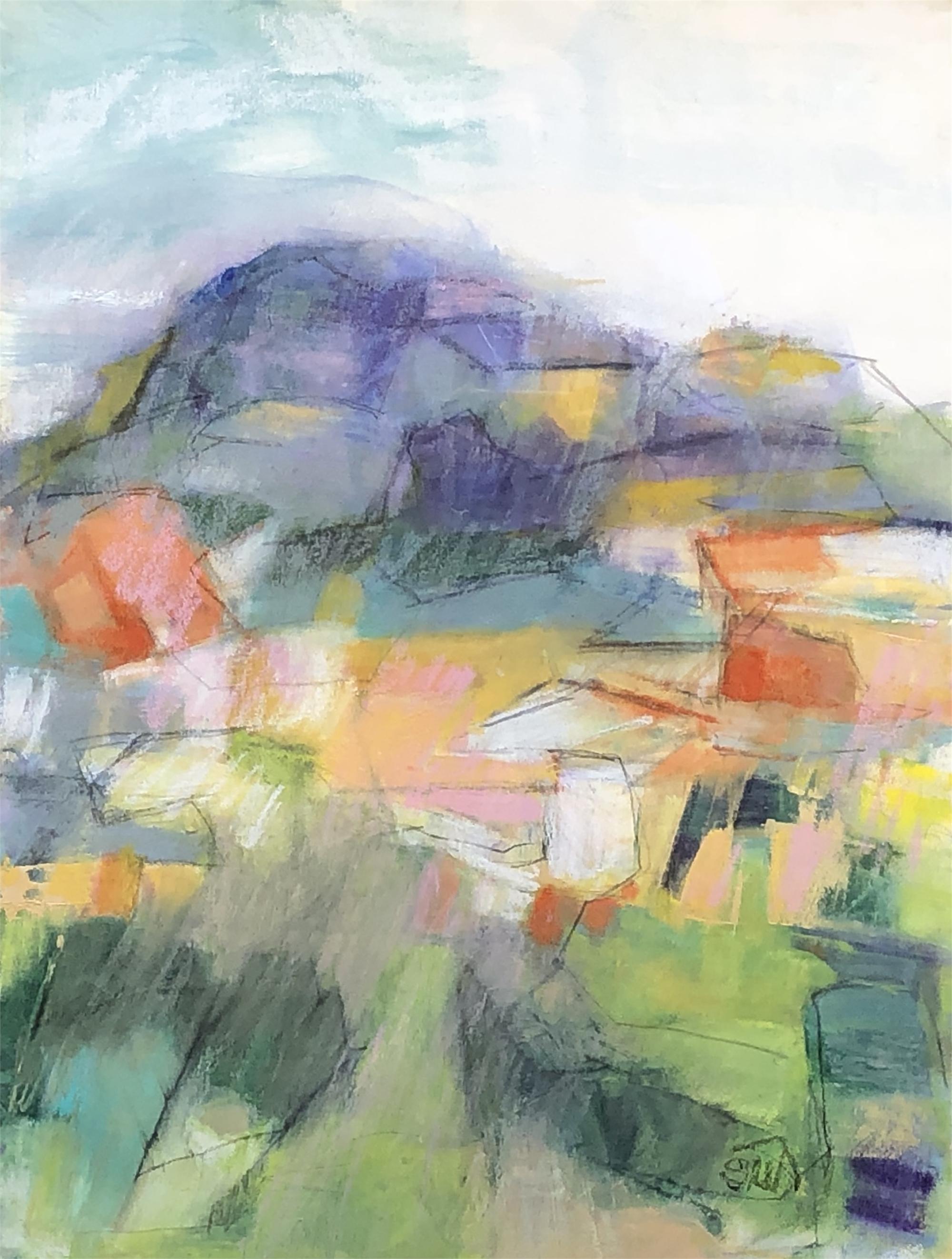 Monhegan Sunlit by Susan Altman