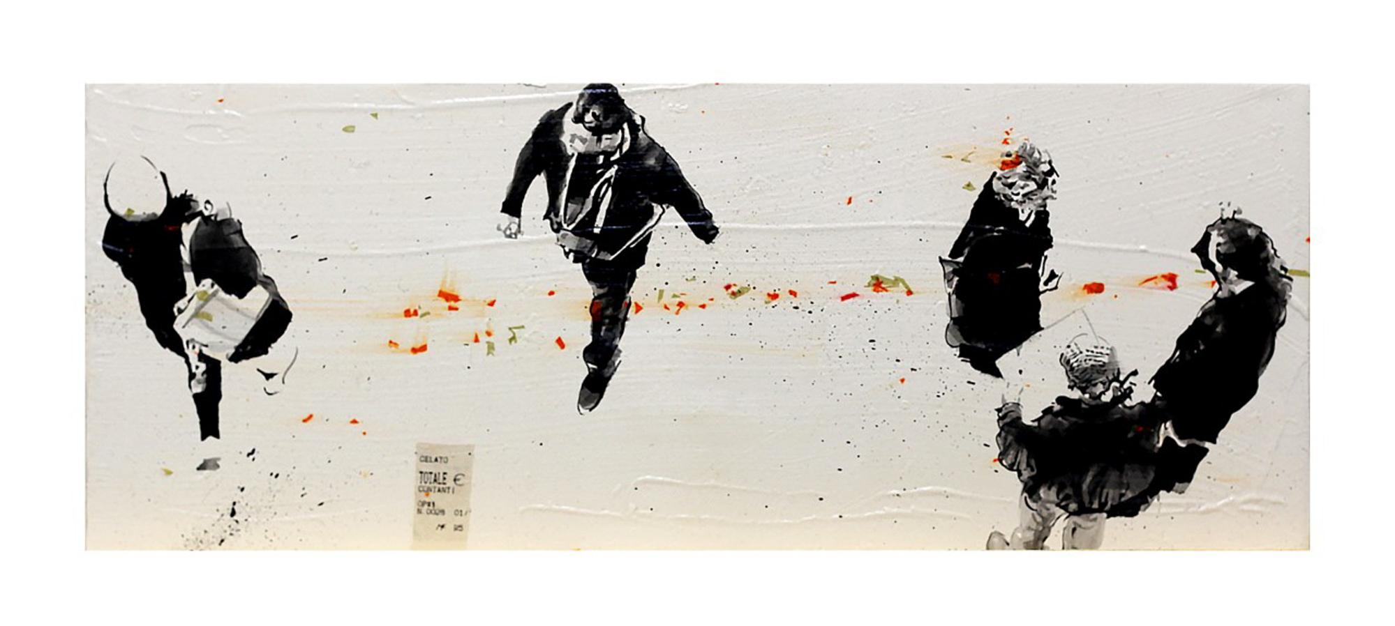 Walking White by Federico Arcuri