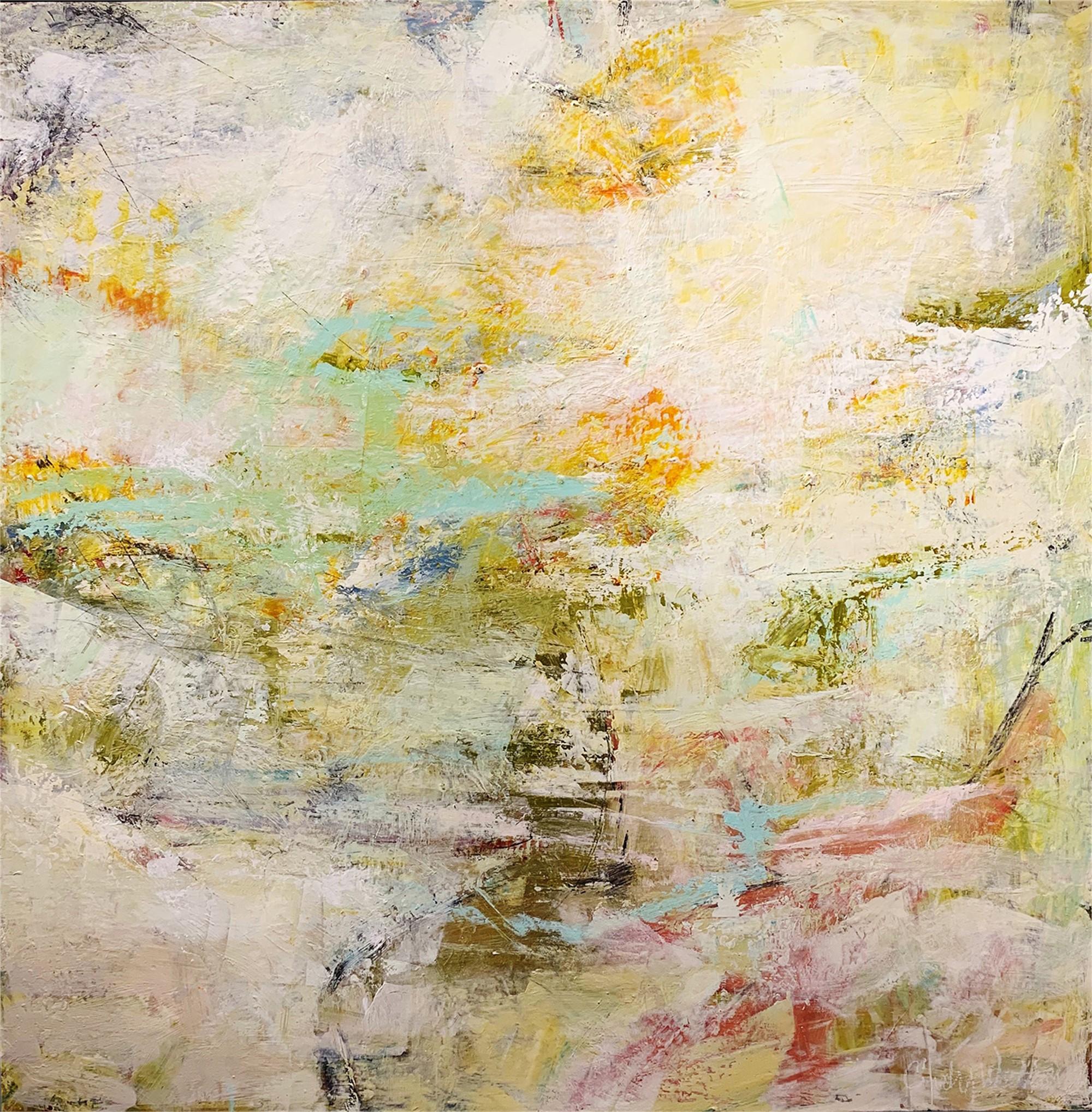 Morning Reflection by Cindy Walton