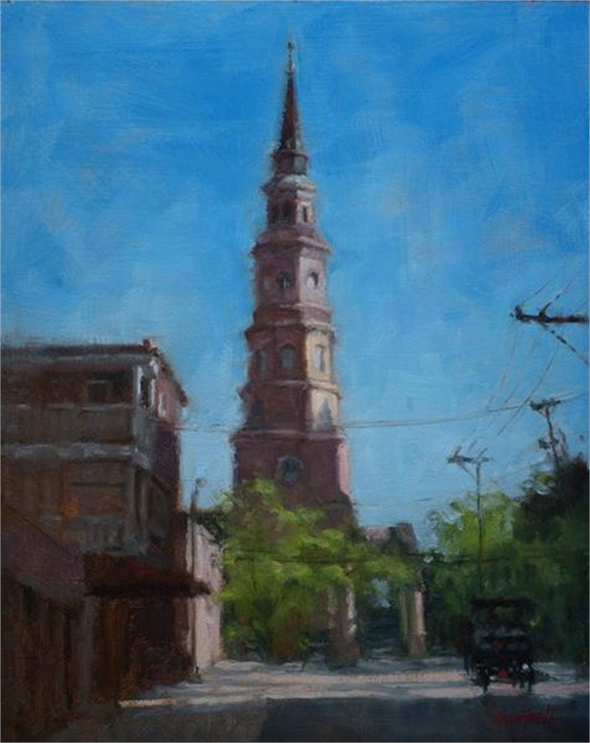 St. Phillips Charleston by Sue Foell, OPA
