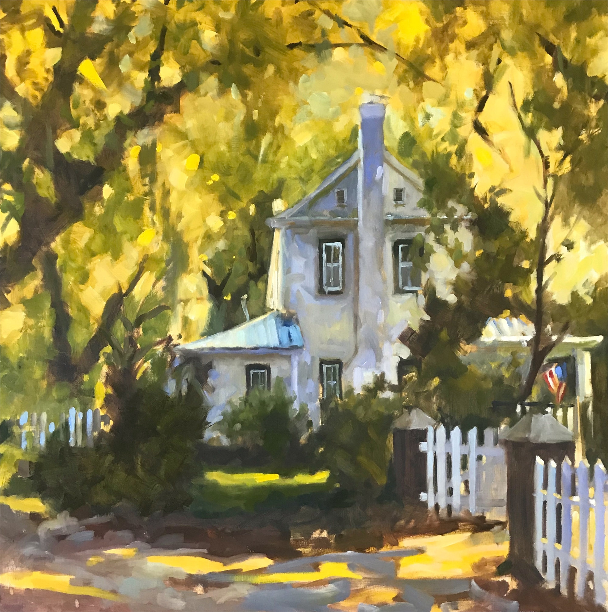Morning Light in Rockville by Laurie Meyer