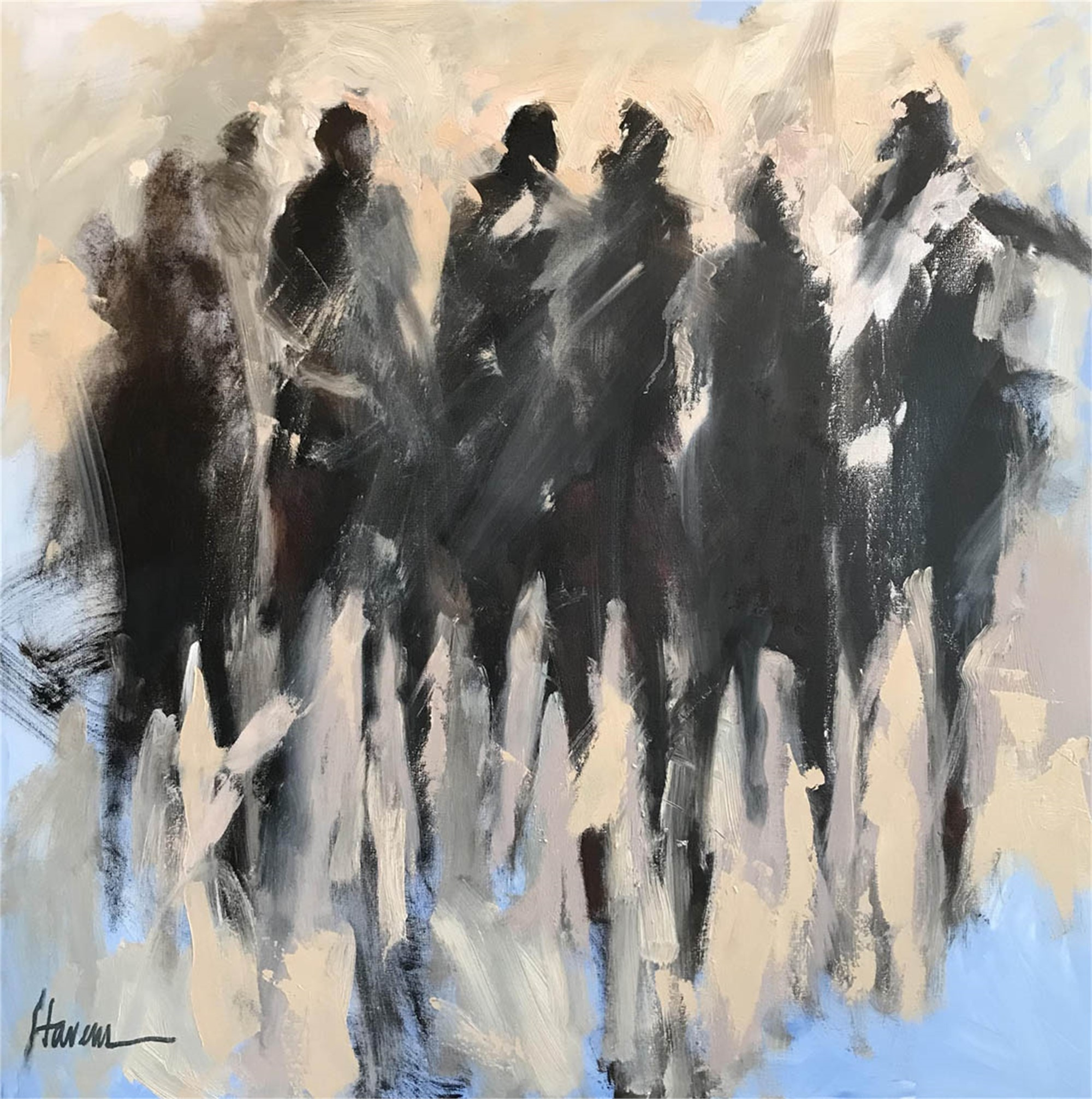 Going Ahead by Betsy Havens